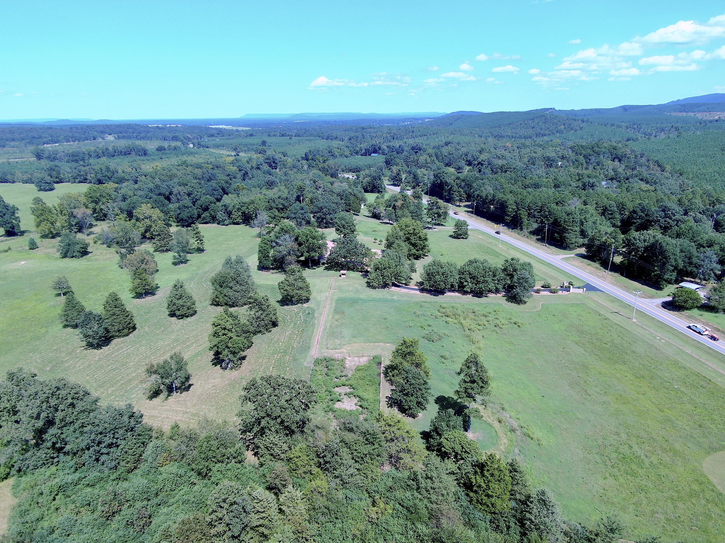 Large photo 18 of home for sale at 18015 E. State Highway 28 +40 acres , Ola, AR
