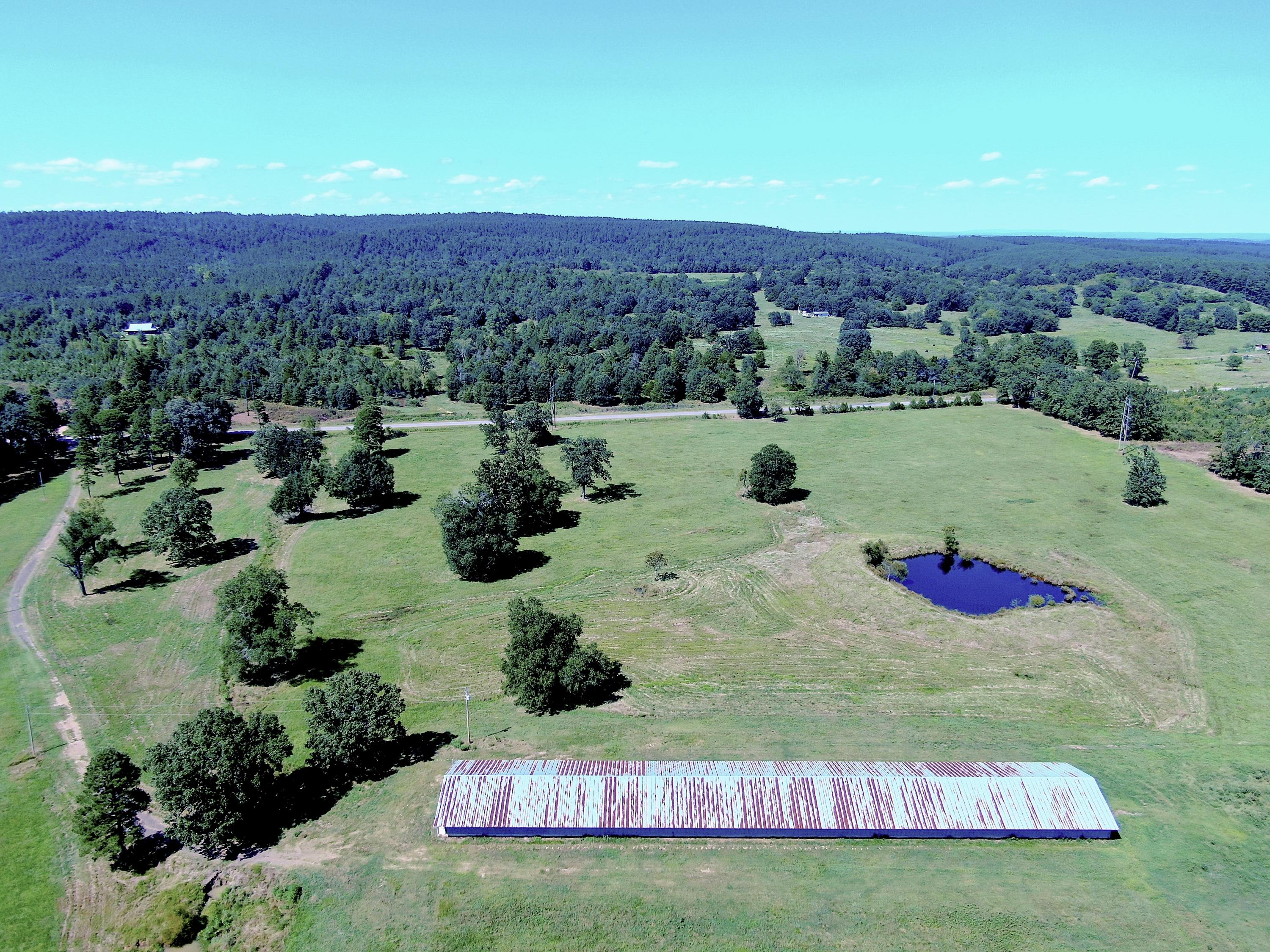 Large photo 20 of home for sale at 18015 E. State Highway 28 +40 acres , Ola, AR