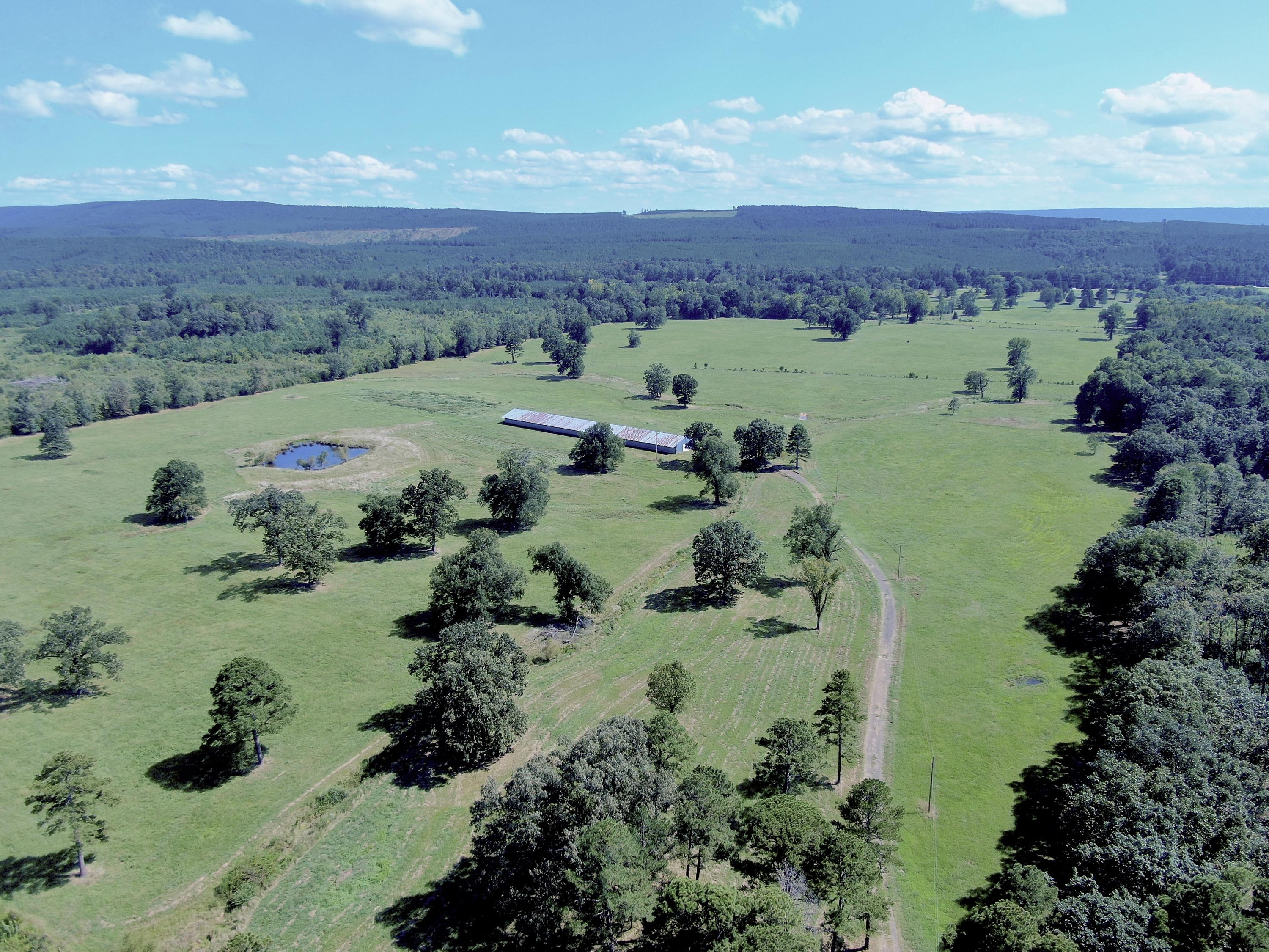 Large photo 21 of home for sale at 18015 E. State Highway 28 +40 acres , Ola, AR