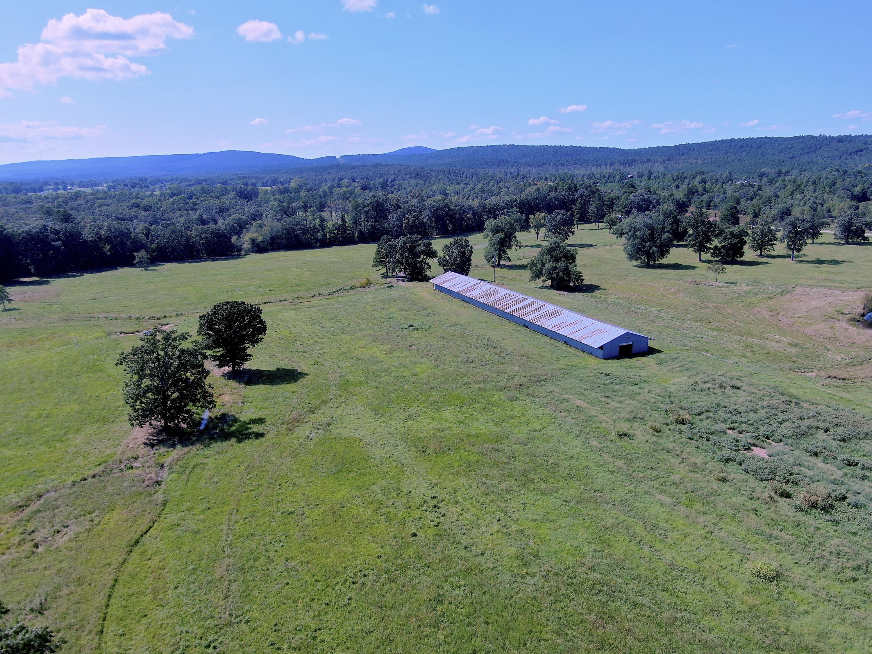 Large photo 28 of home for sale at 18015 E. State Highway 28 +40 acres , Ola, AR