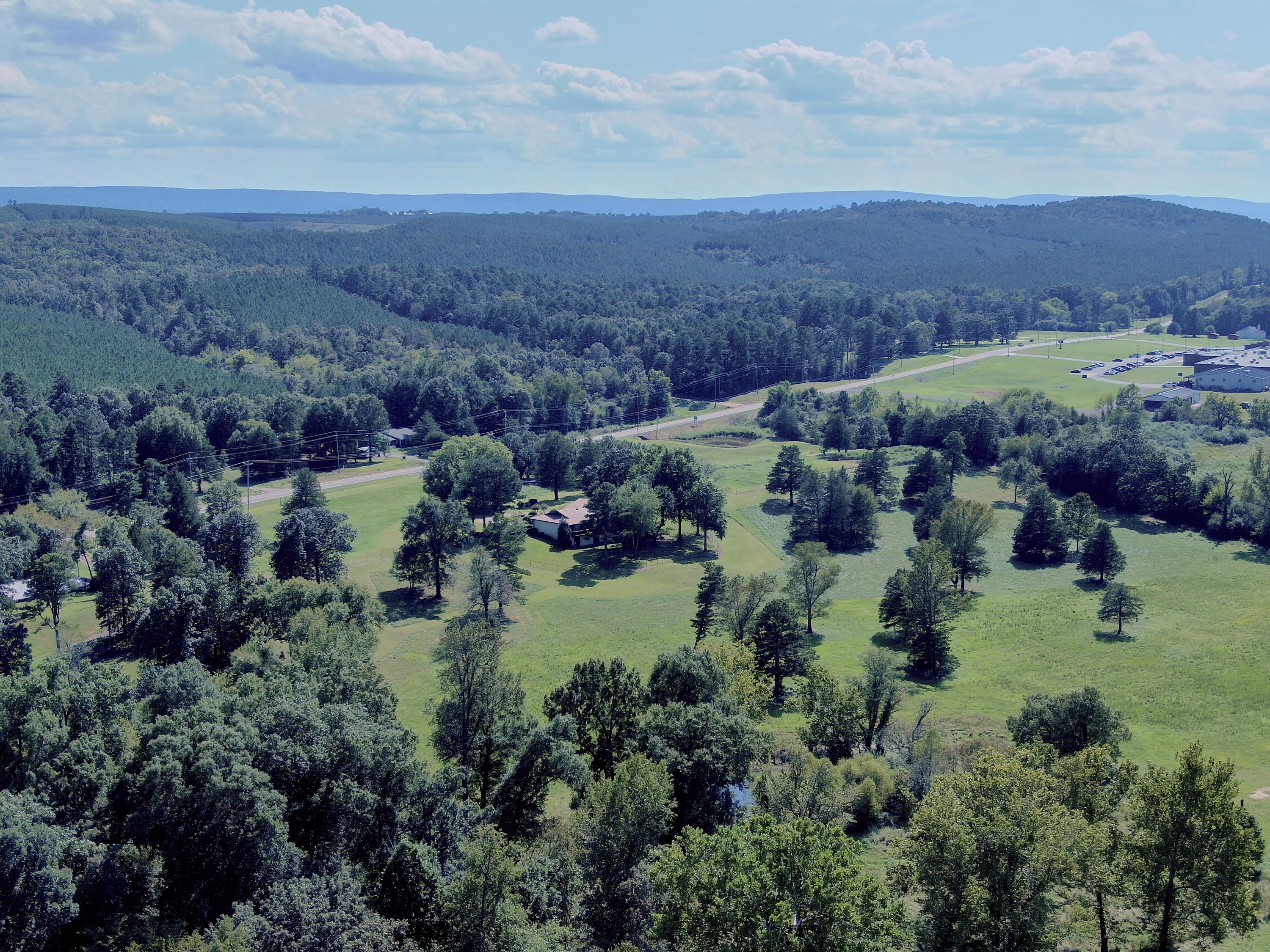 Large photo 31 of home for sale at 18015 E. State Highway 28 +40 acres , Ola, AR