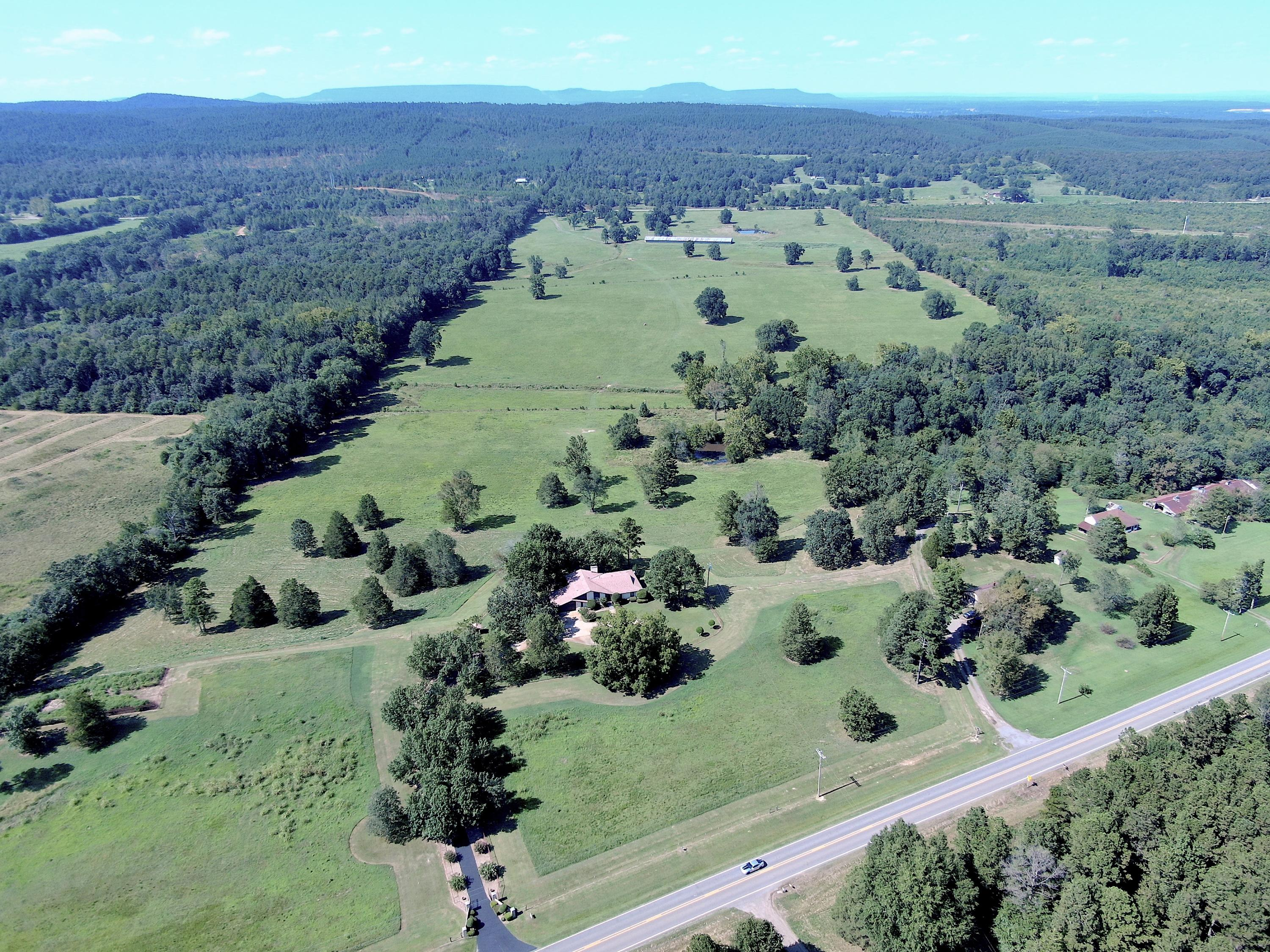 Large photo 32 of home for sale at 18015 E. State Highway 28 +40 acres , Ola, AR