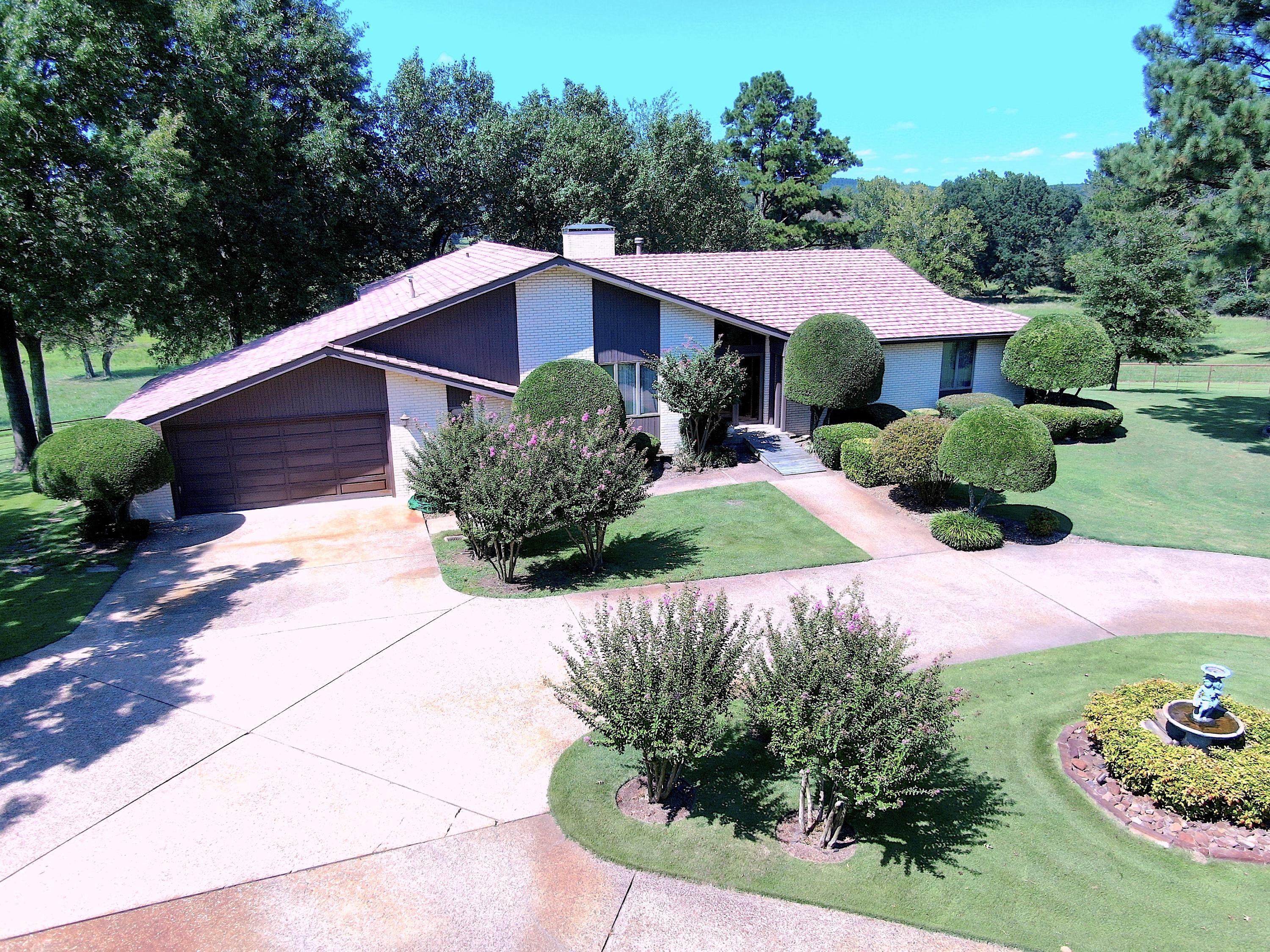 Large photo 3 of home for sale at 18015 E. State Highway 28 , Ola, AR