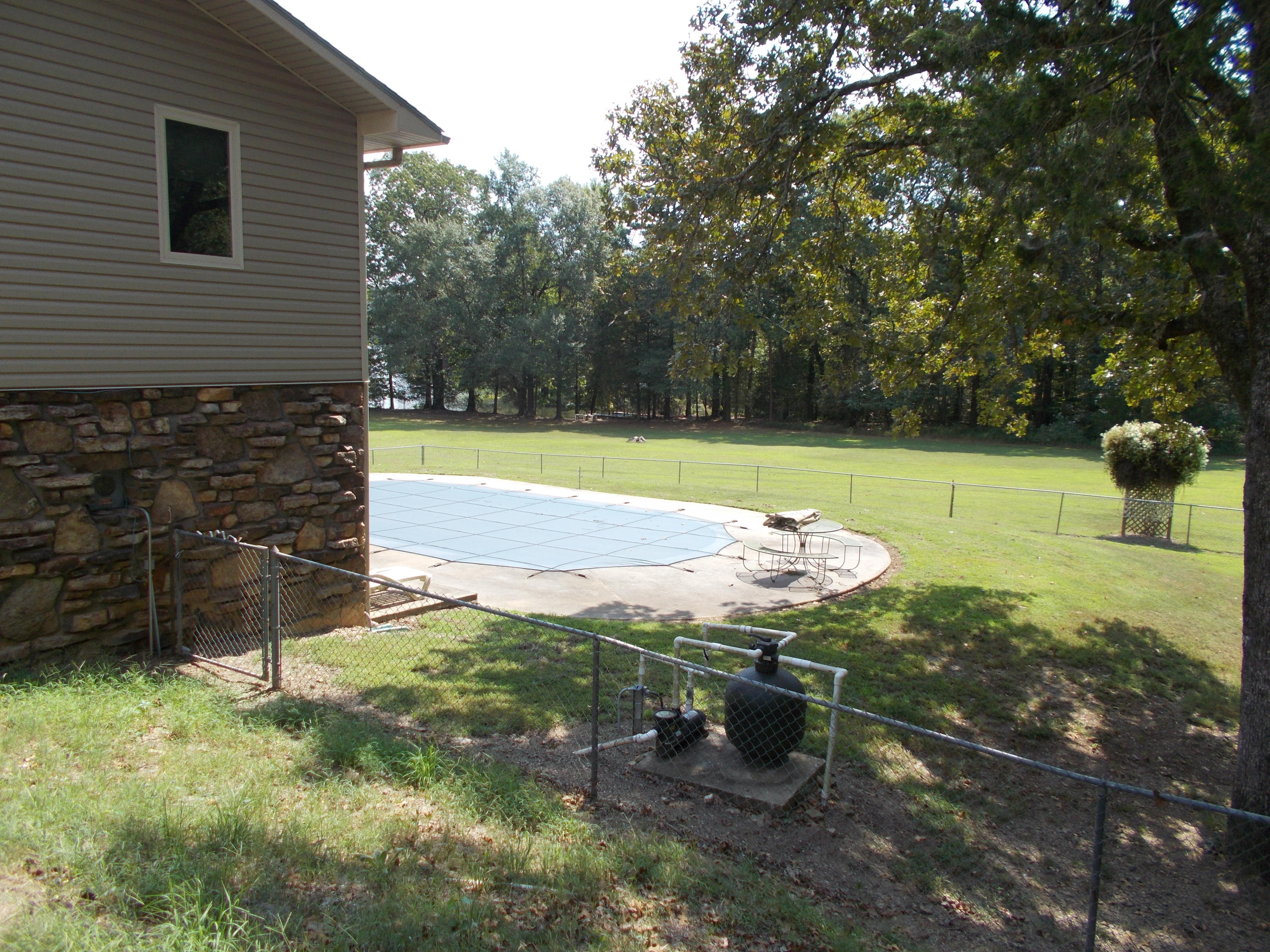 Large photo 40 of Knoxville home for sale at 1777 Co Rd 2608 , Knoxville, AR