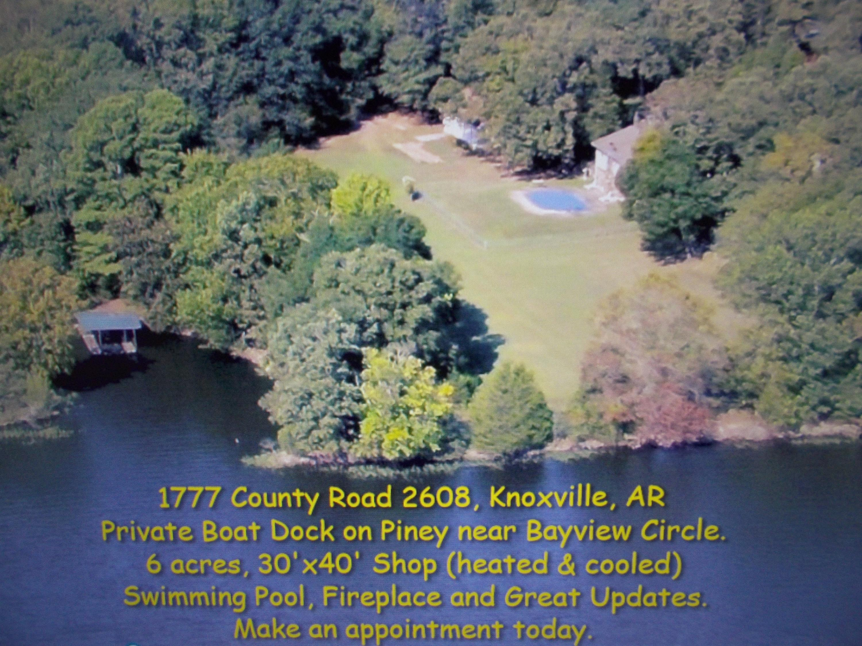 Large photo 4 of Knoxville home for sale at 1777 Co Rd 2608 , Knoxville, AR