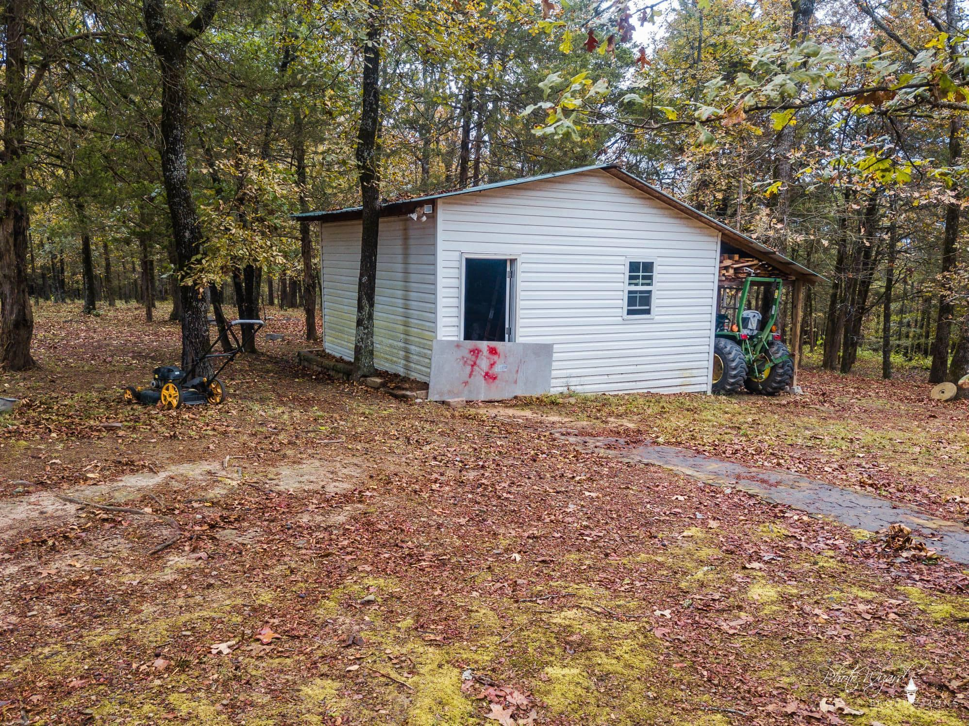 Large photo 17 of home for sale at 448 Phillips Road, Pottsville, AR