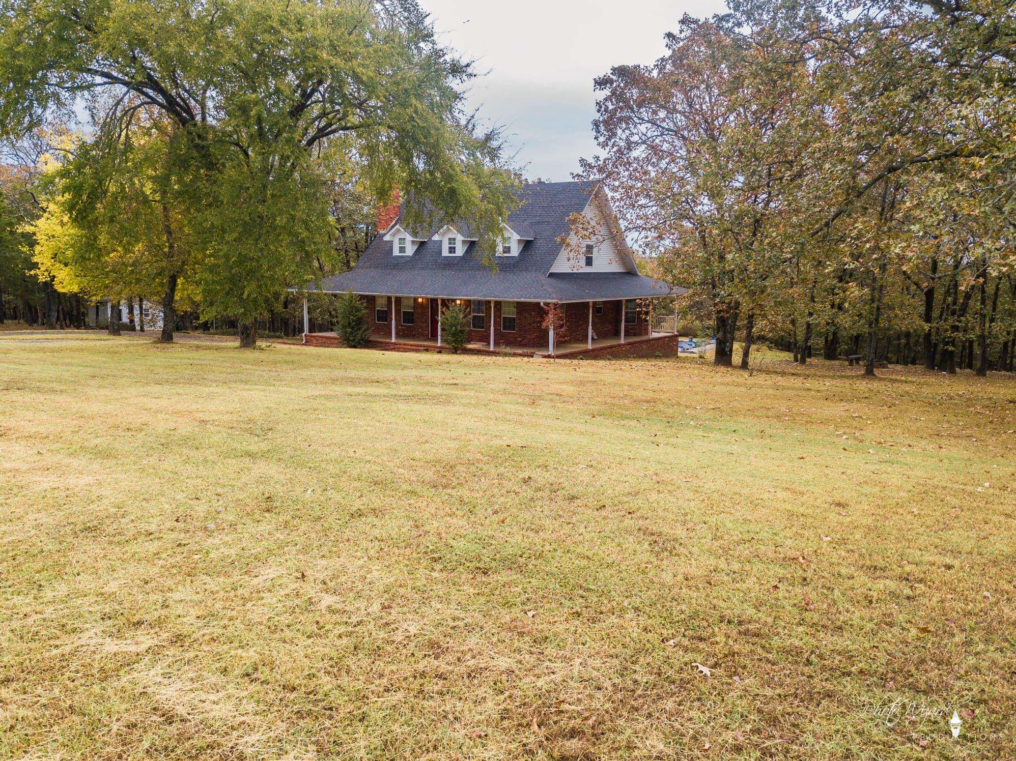 Large photo 3 of home for sale at 448 Phillips Road, Pottsville, AR