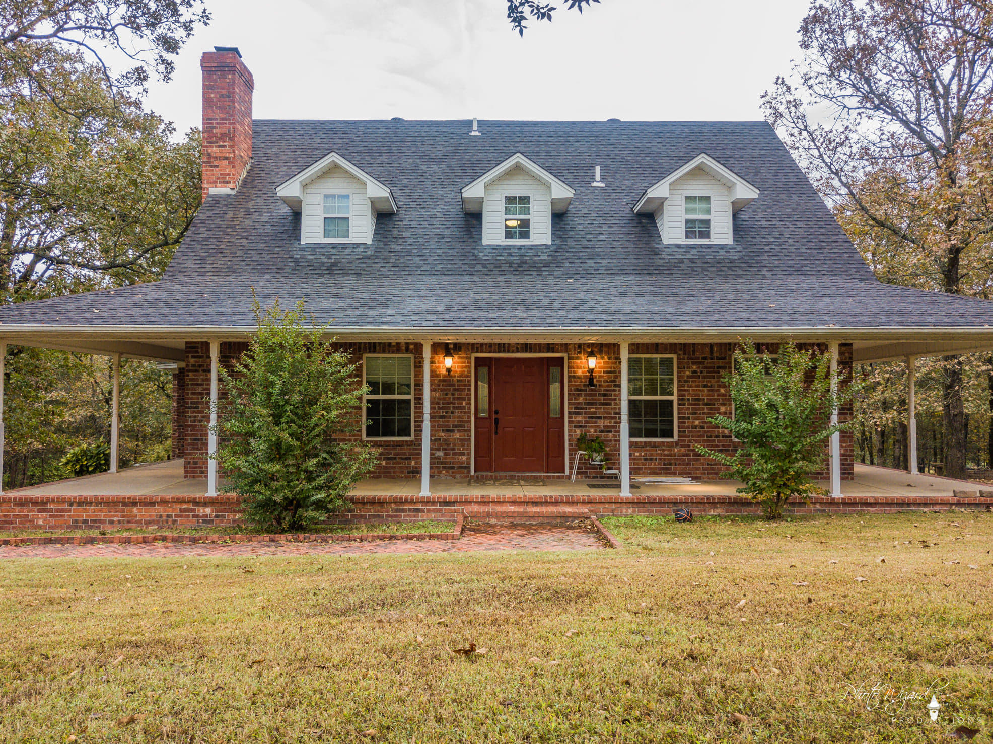 Large photo 1 of home for sale at 448 Phillips Road, Pottsville, AR