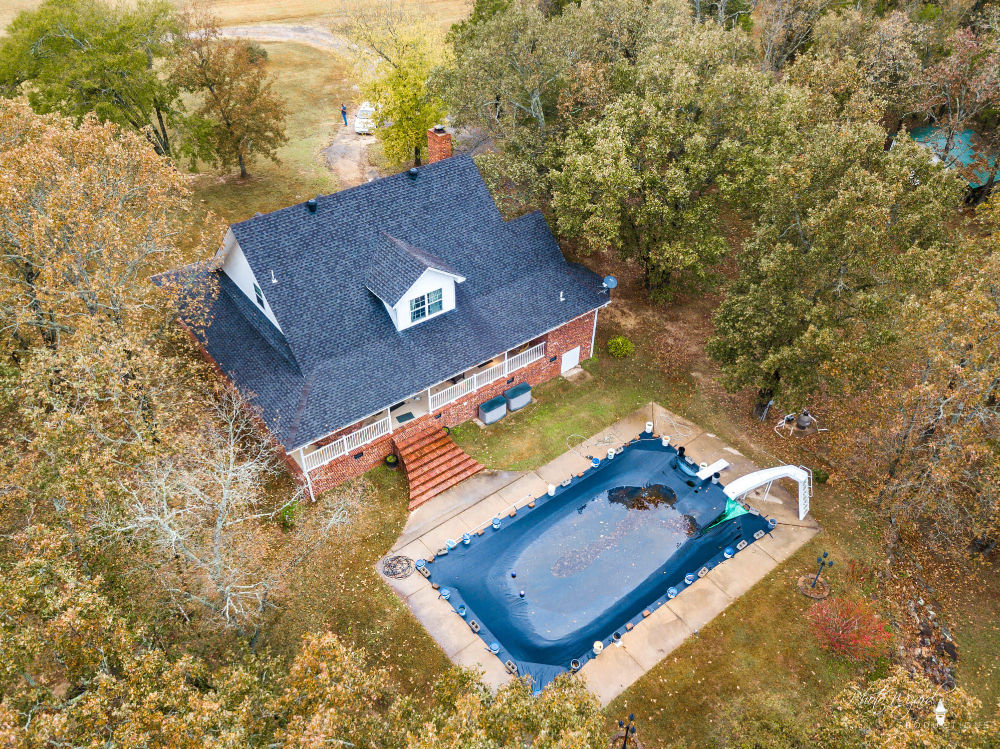 Large photo 28 of home for sale at 448 Phillips Road, Pottsville, AR