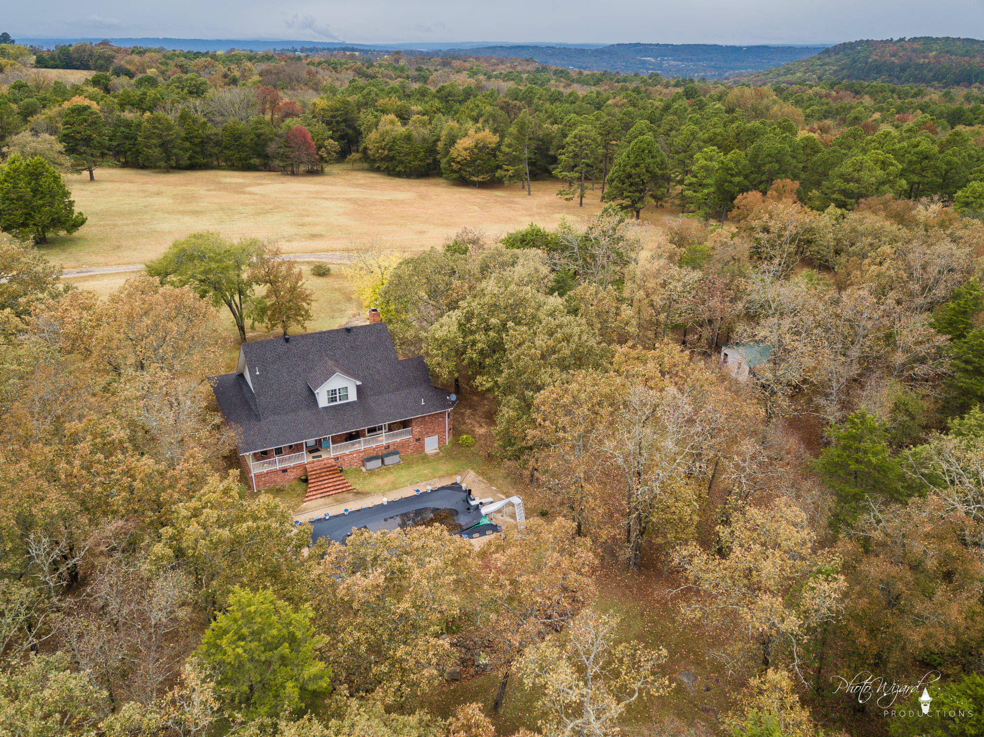 Large photo 44 of home for sale at 448 Phillips Road, Pottsville, AR