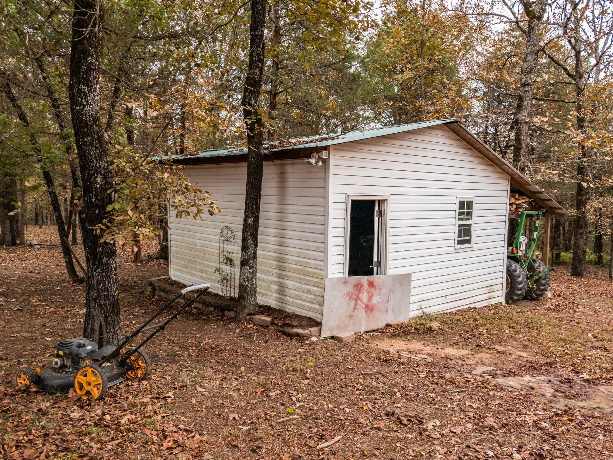 Large photo 56 of home for sale at 448 Phillips Road, Pottsville, AR