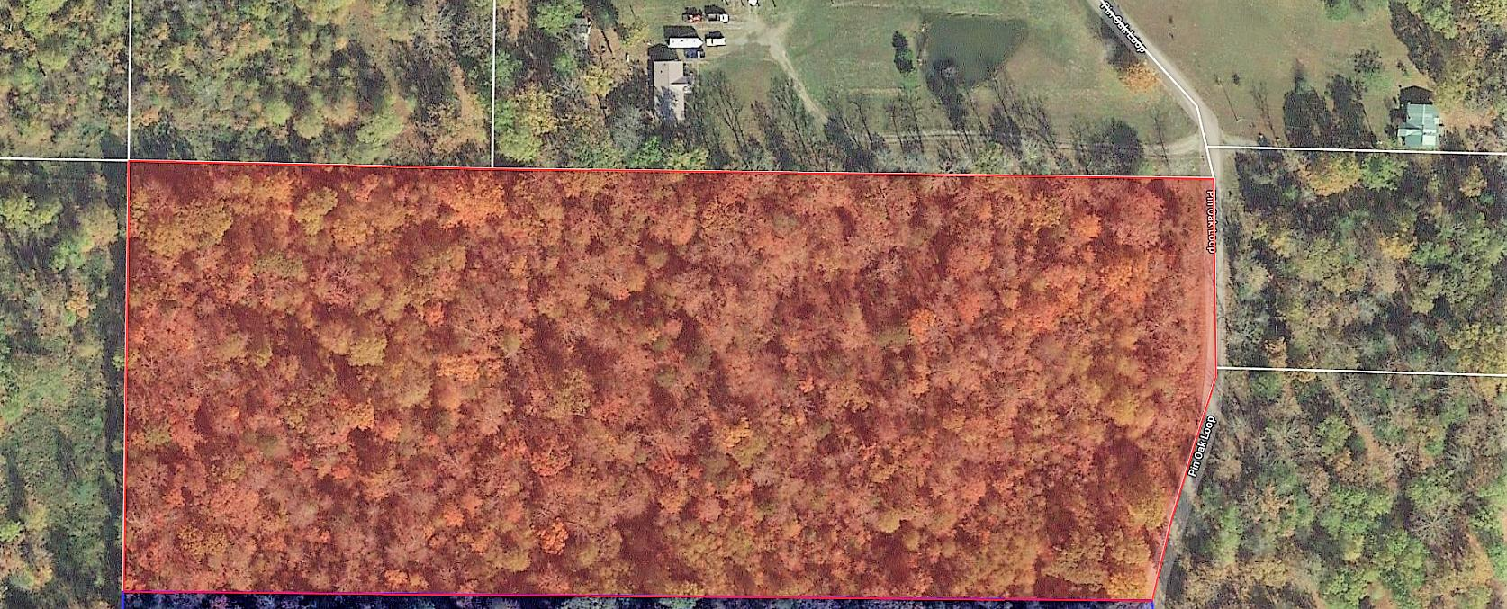 Large photo 1 of land for sale at  Pin Oak Loop, Belleville, AR, listed by Moore And Co.