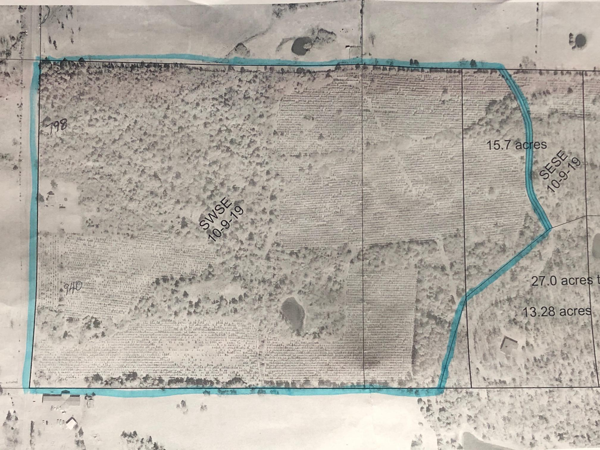 Large photo 1 of land for sale at 798 Rock Hollow Road, Hector, AR, listed by Coldwell Banker James R. Ford