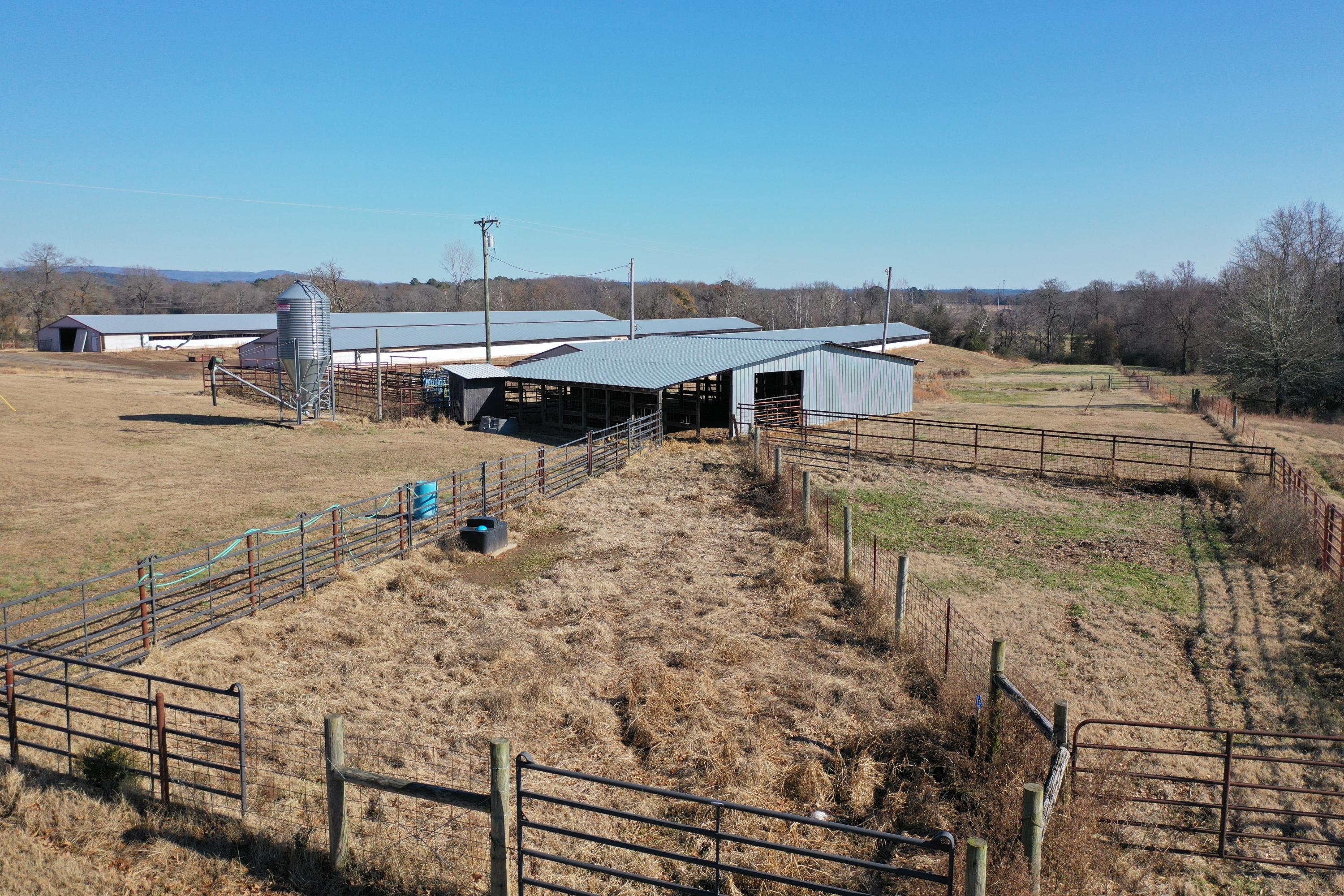 Large photo 54 of home for sale at 600 stegall Road, Clarksville, AR