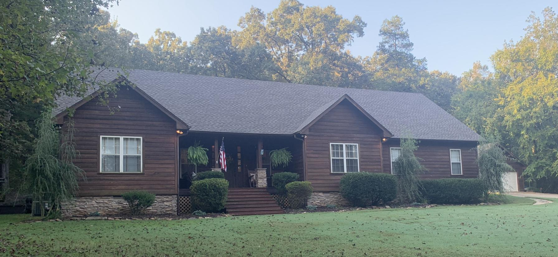 Large photo 1 of home for sale at 4994 AR-124 , Russellville, AR