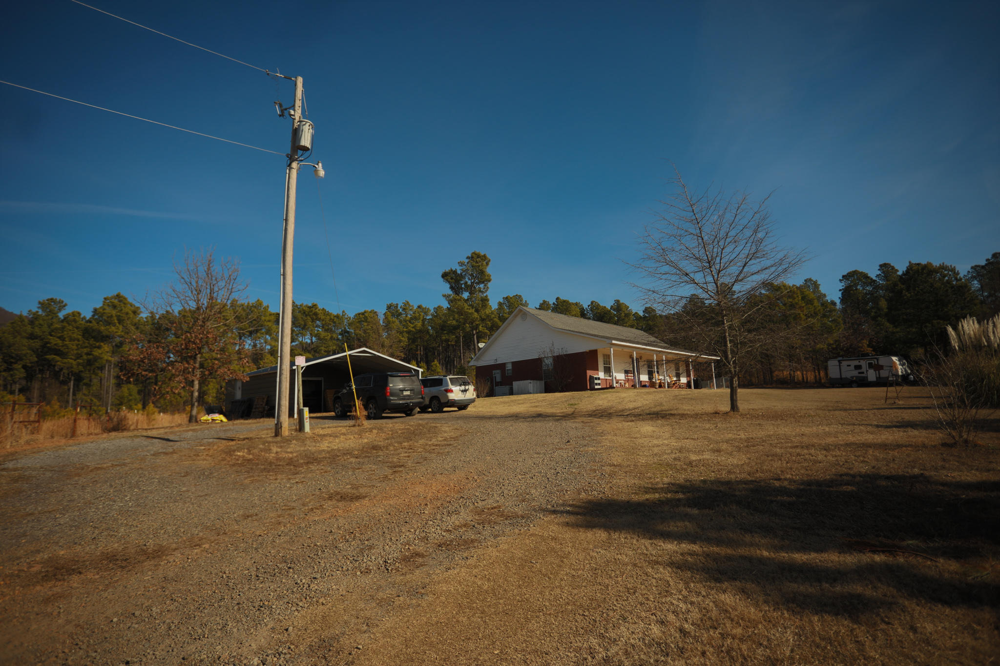 Large photo 4 of home for sale at 10965 Jones Mountain Road, Dardanelle, AR