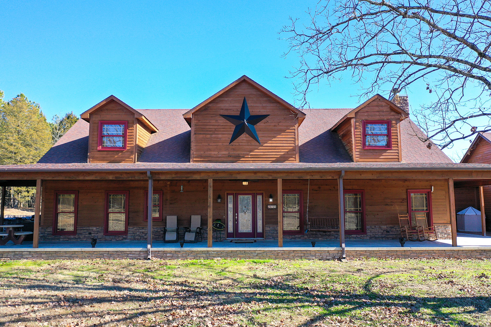 Large photo 1 of home for sale at 415 Jackson Road Road, Damascus, AR
