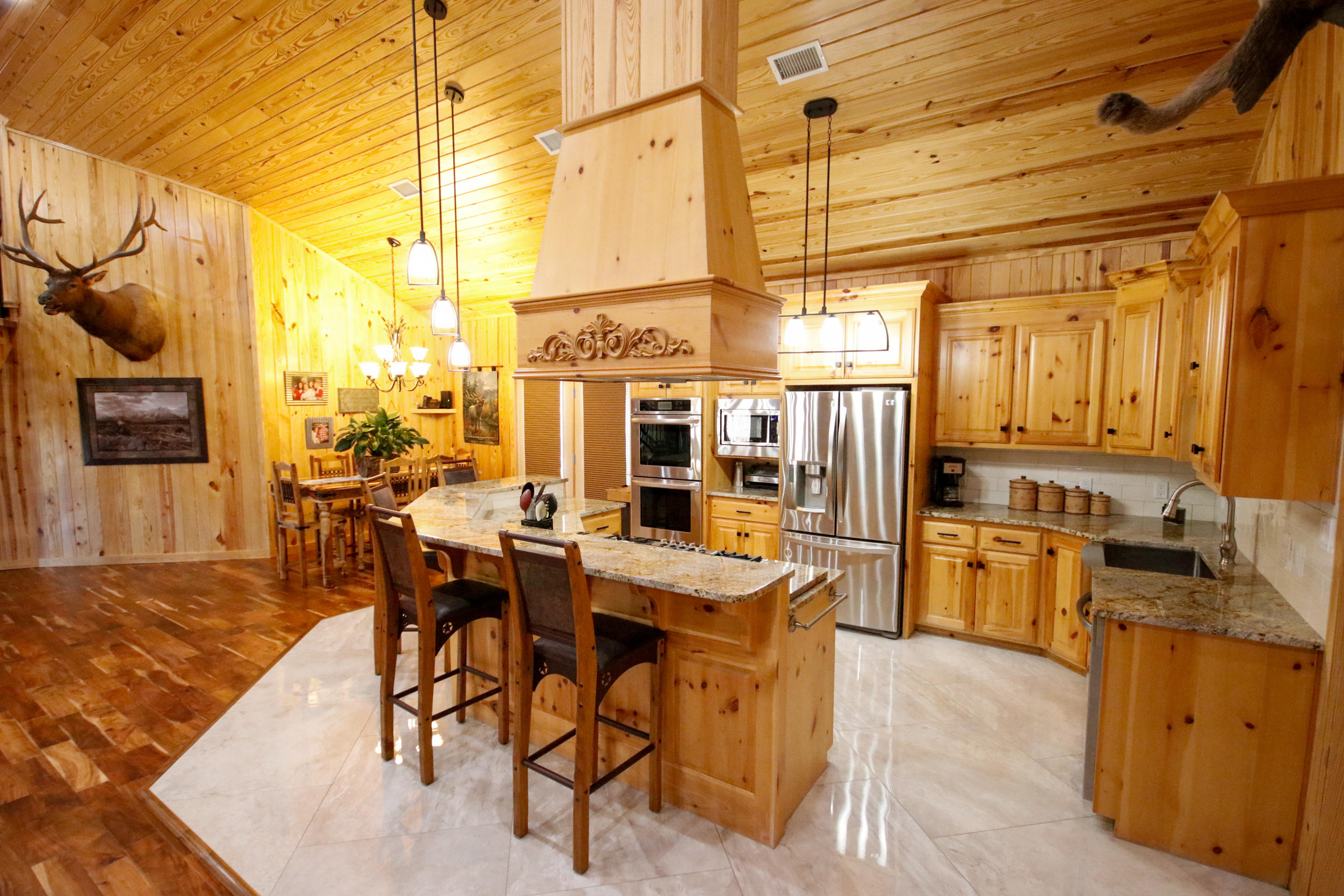 Large photo 8 of home for sale at 415 Jackson Road Road, Damascus, AR