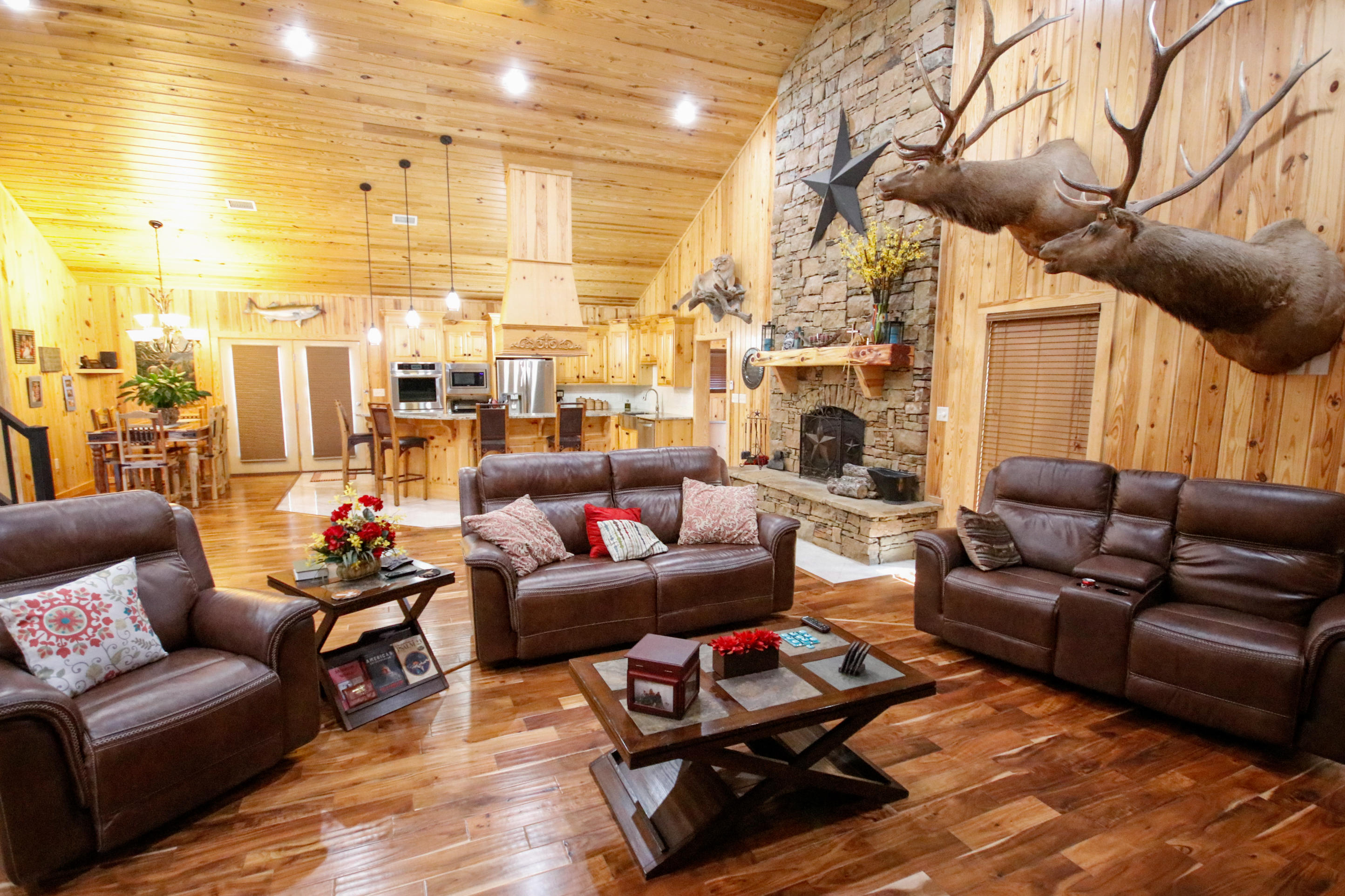 Large photo 11 of home for sale at 415 Jackson Road Road, Damascus, AR