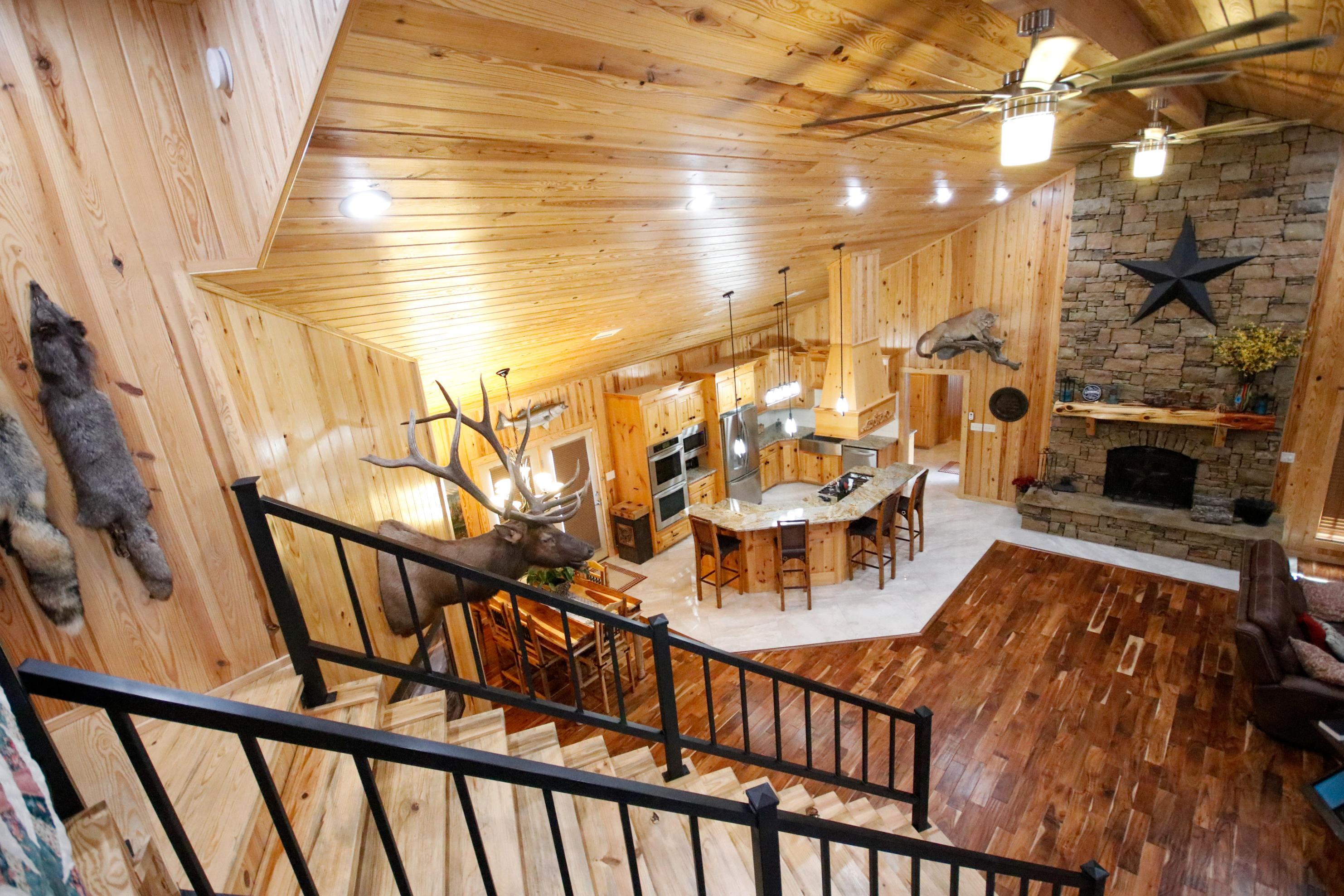 Large photo 49 of home for sale at 415 Jackson Road Road, Damascus, AR