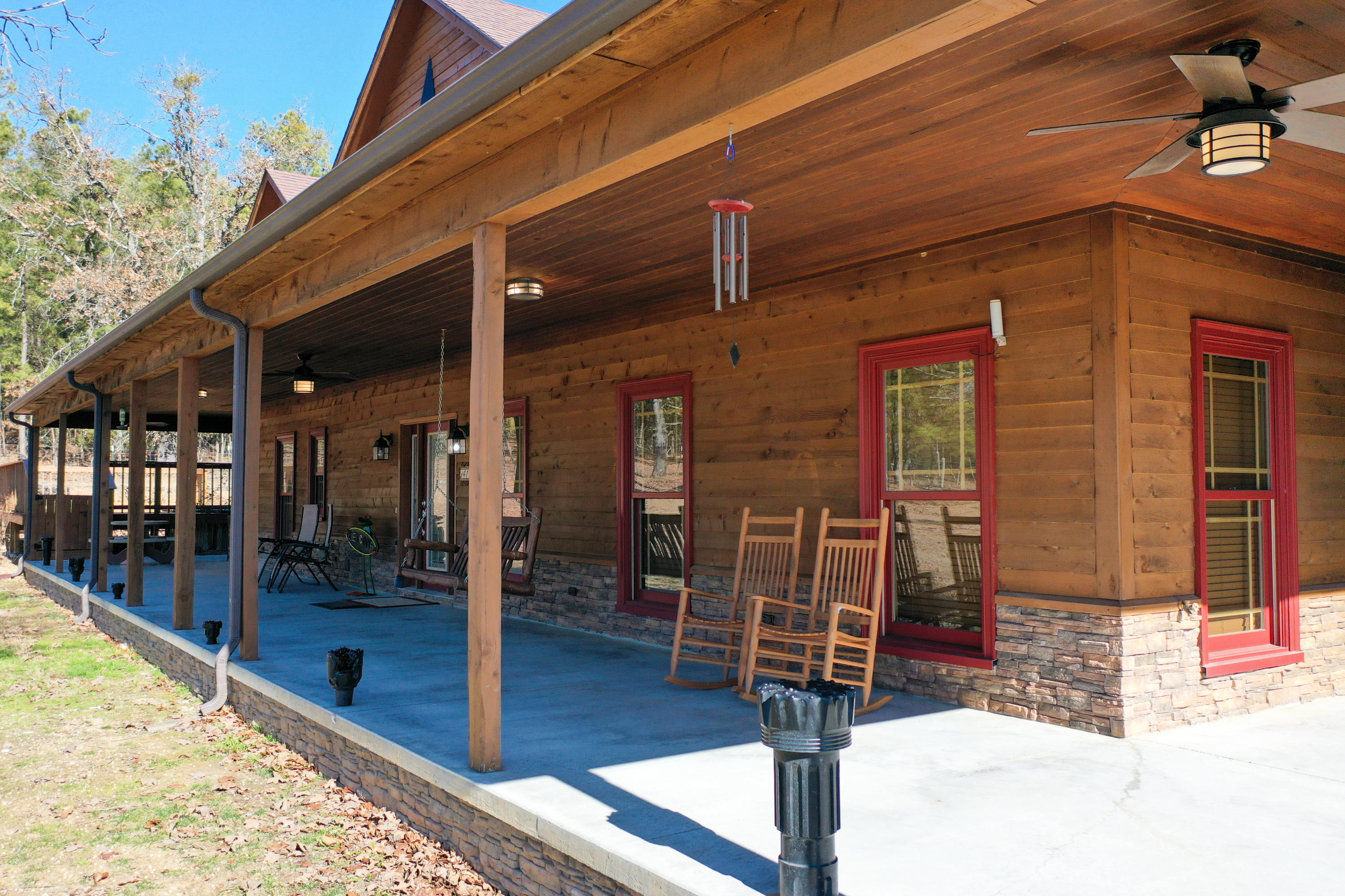 Large photo 56 of home for sale at 415 Jackson Road Road, Damascus, AR