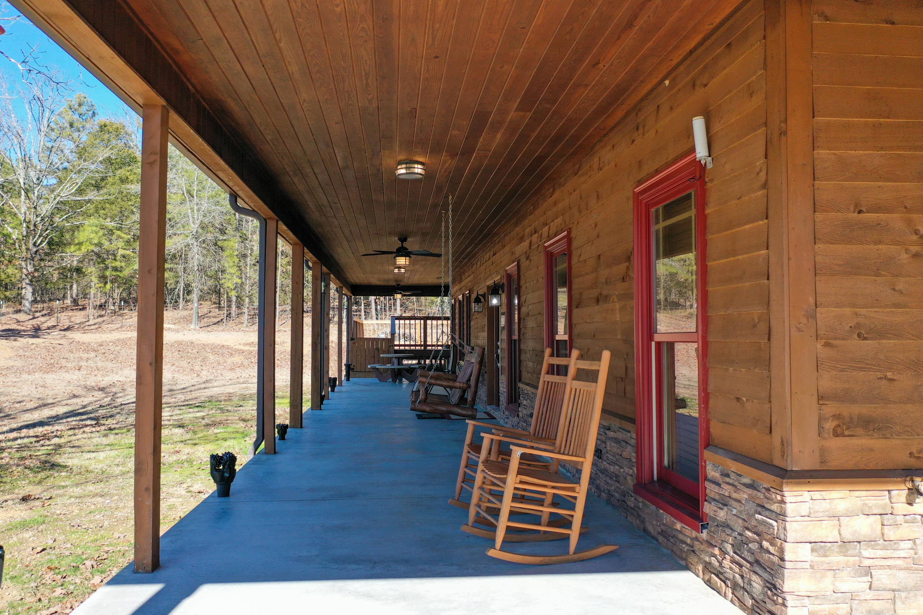 Large photo 58 of home for sale at 415 Jackson Road Road, Damascus, AR