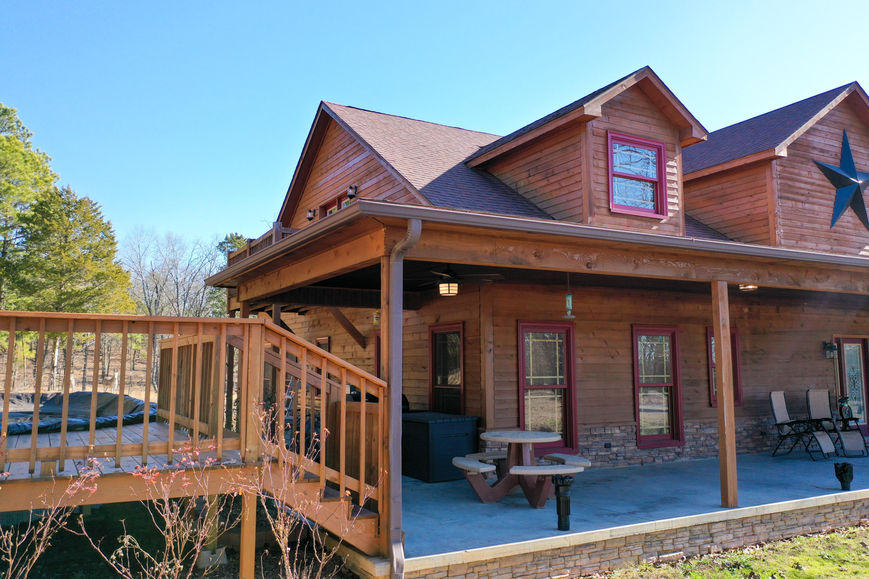 Large photo 60 of home for sale at 415 Jackson Road Road, Damascus, AR