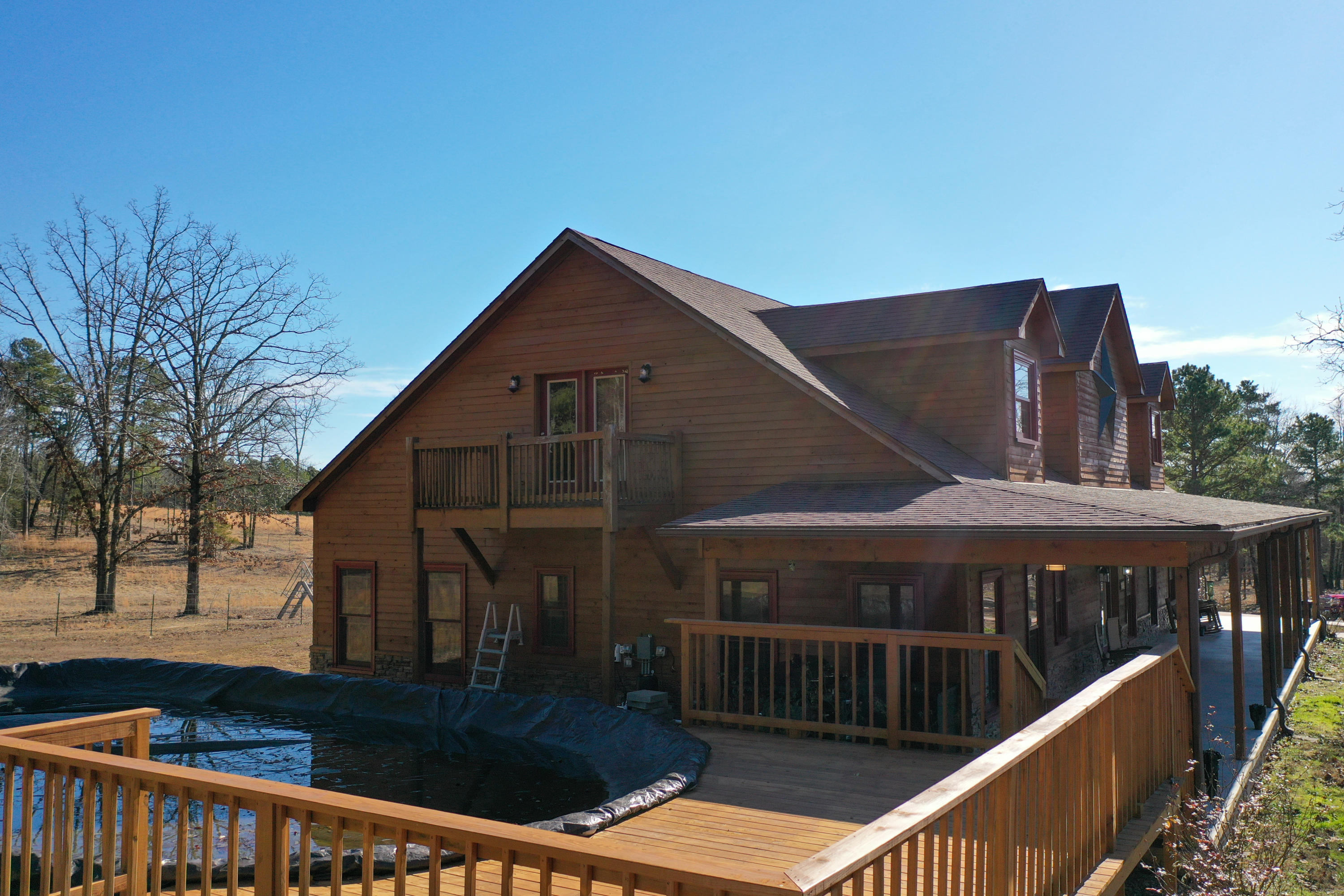 Large photo 61 of home for sale at 415 Jackson Road Road, Damascus, AR