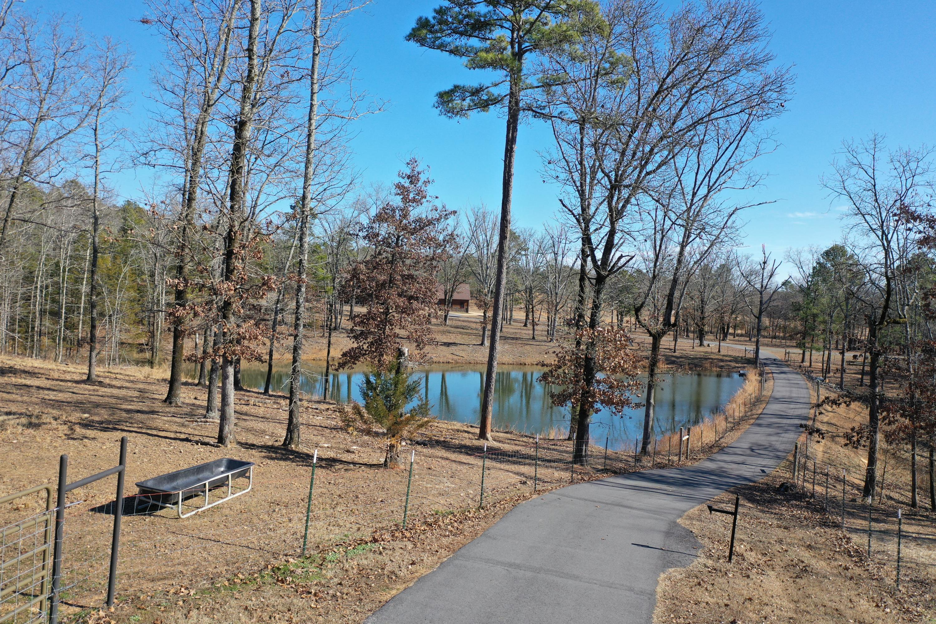 Large photo 64 of home for sale at 415 Jackson Road Road, Damascus, AR