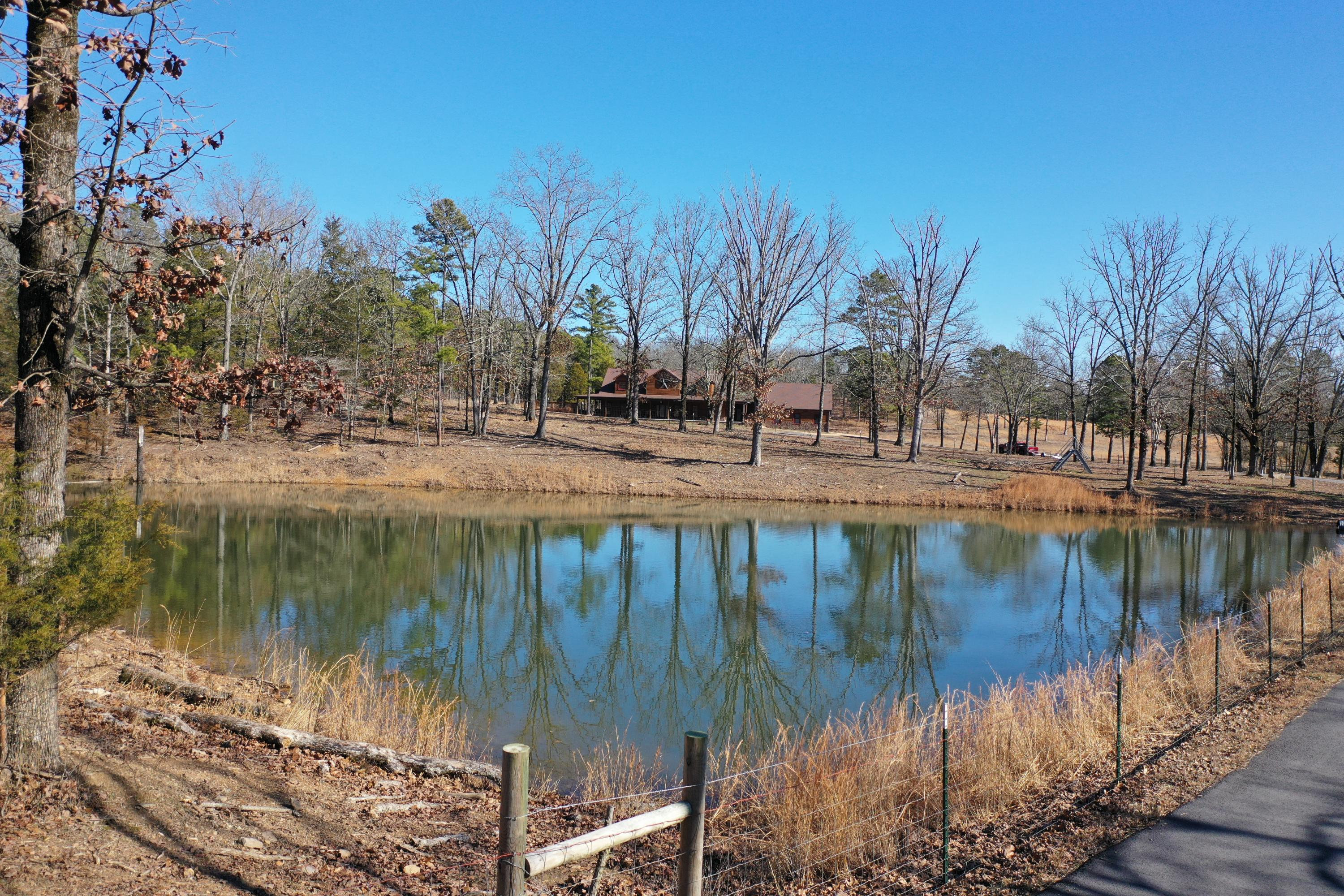 Large photo 66 of home for sale at 415 Jackson Road Road, Damascus, AR
