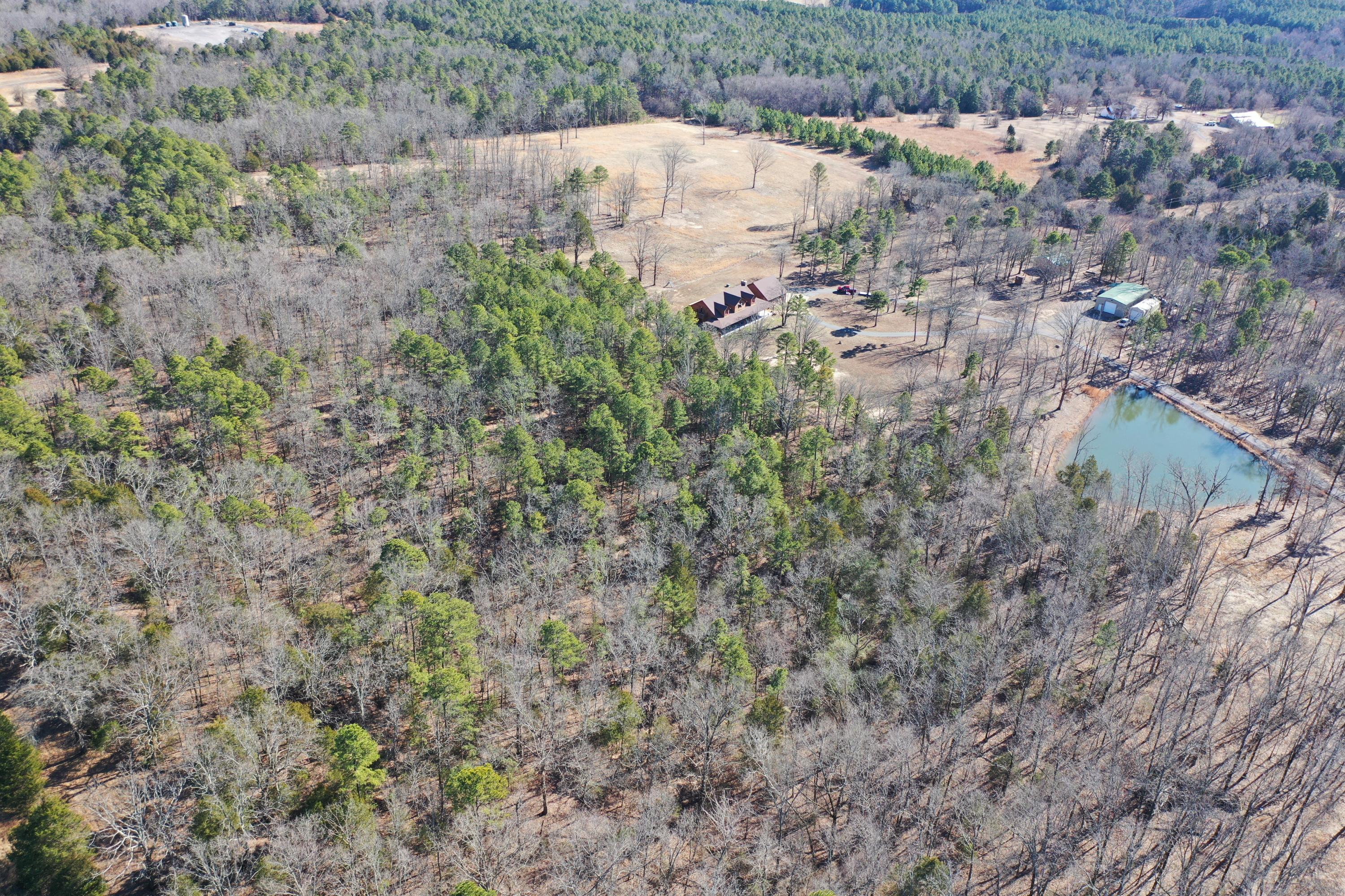 Large photo 71 of home for sale at 415 Jackson Road Road, Damascus, AR