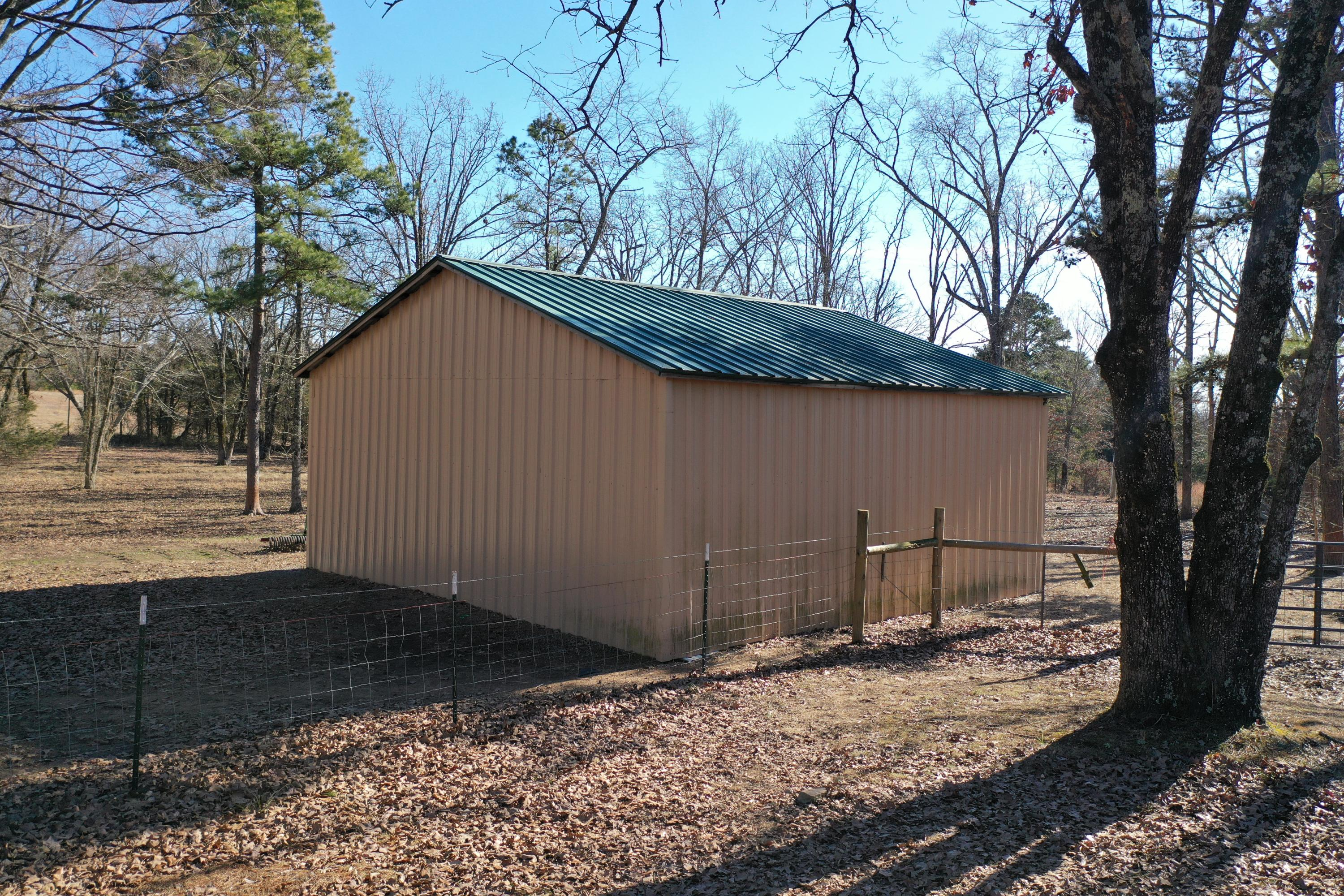 Large photo 74 of home for sale at 415 Jackson Road Road, Damascus, AR