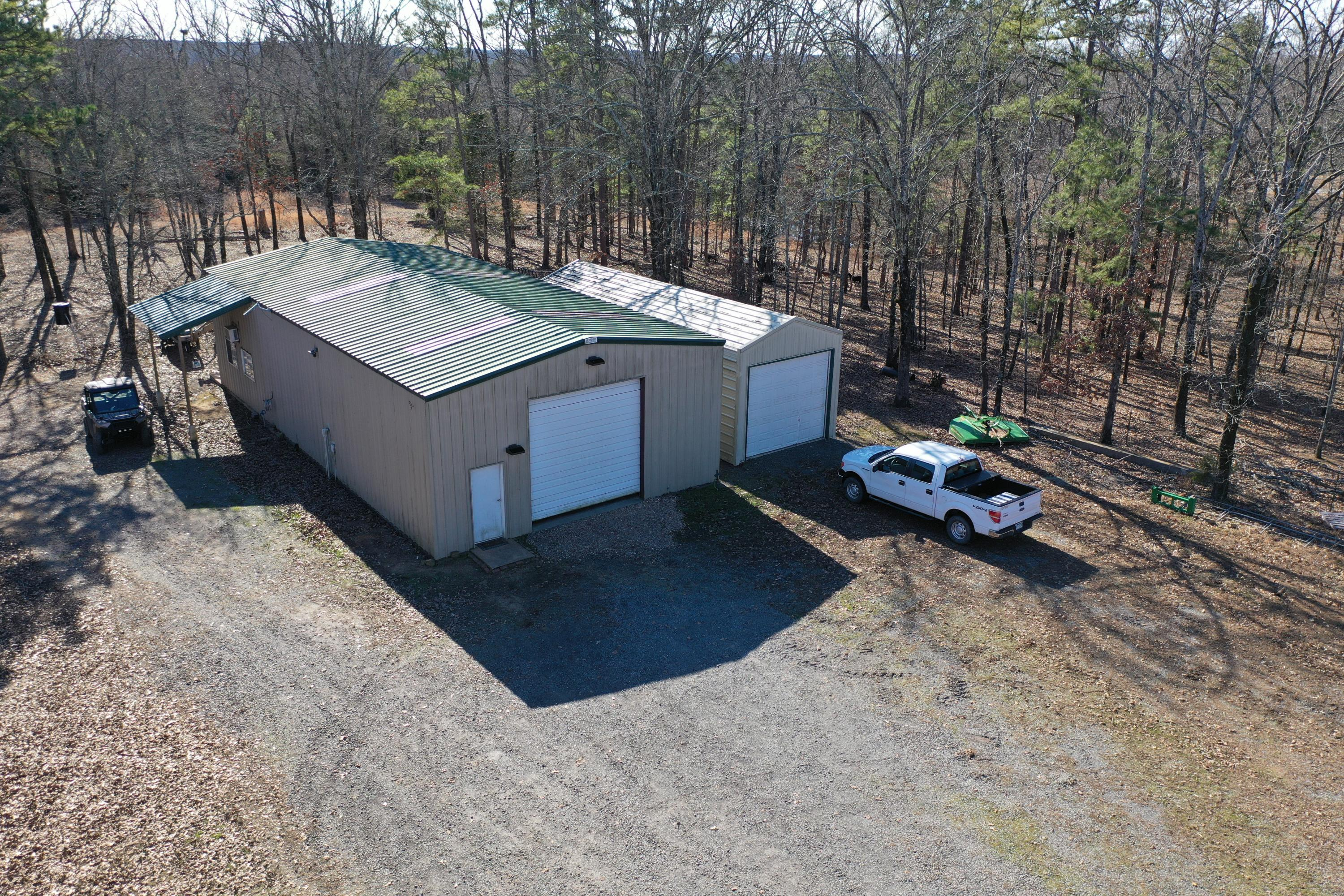 Large photo 76 of home for sale at 415 Jackson Road Road, Damascus, AR