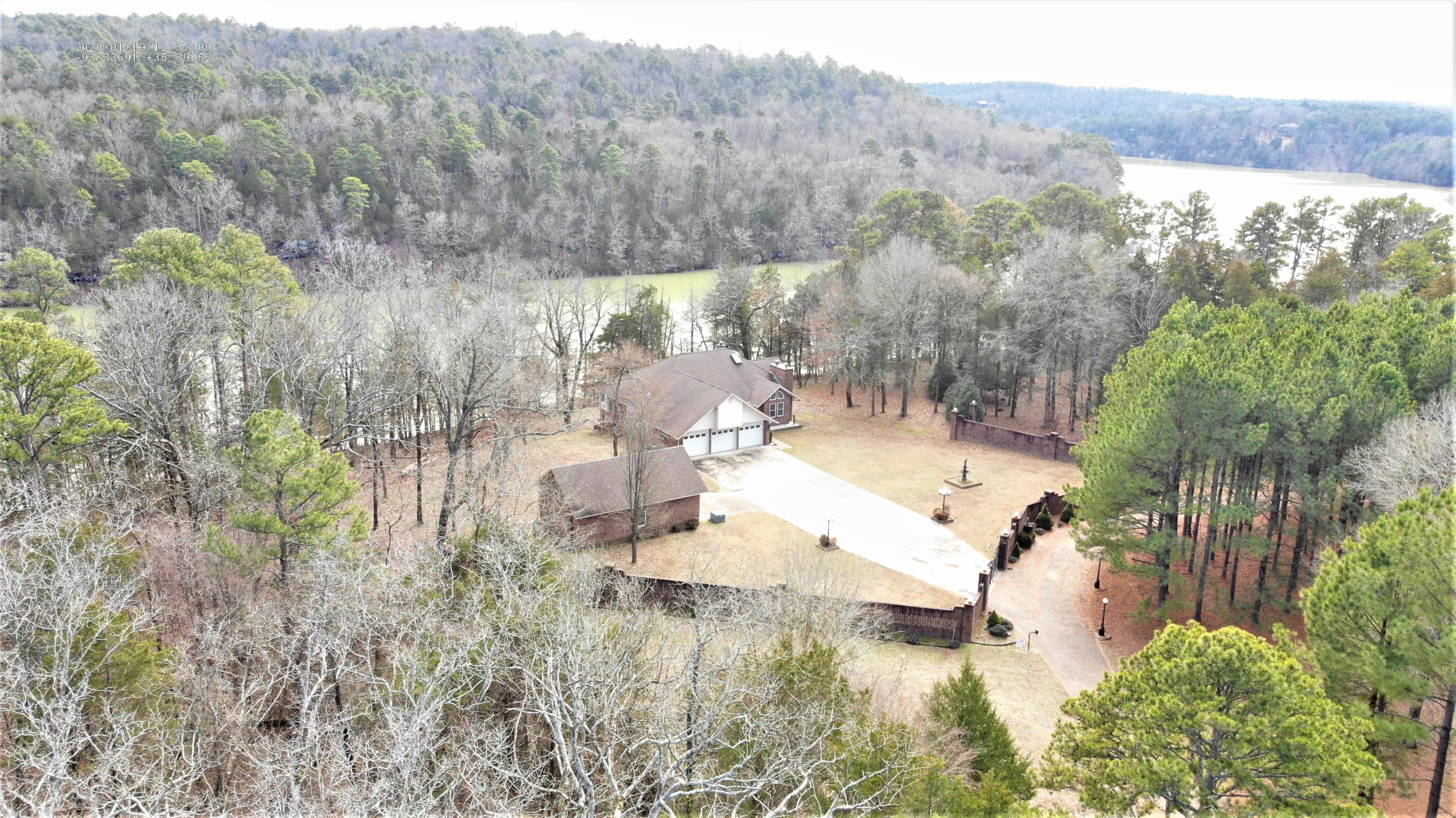 Large photo 23 of home for sale at 57 Bluebird Lane, Knoxville, AR