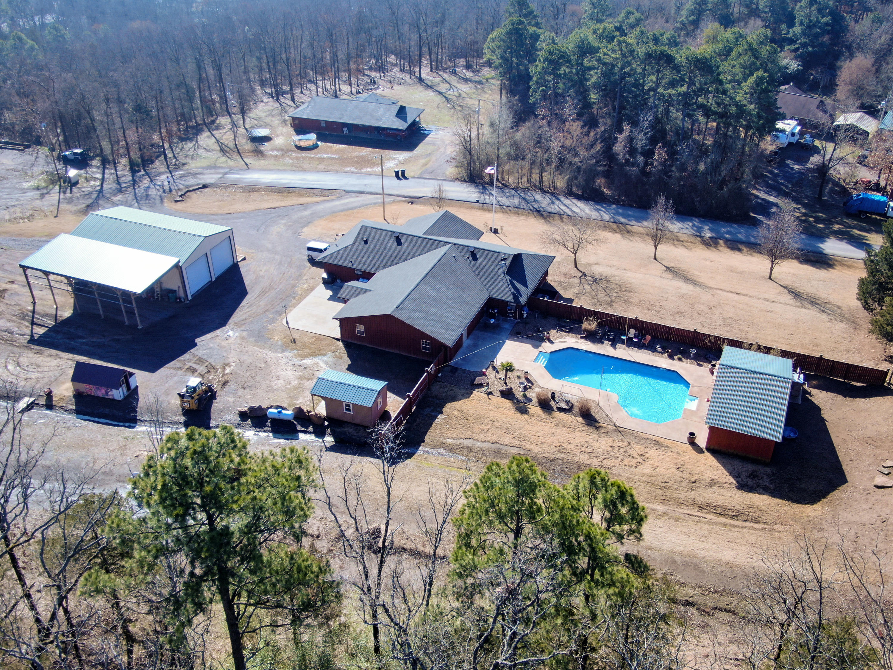 Large photo 34 of home for sale at 177 Wild Cat Lane, Russellville, AR