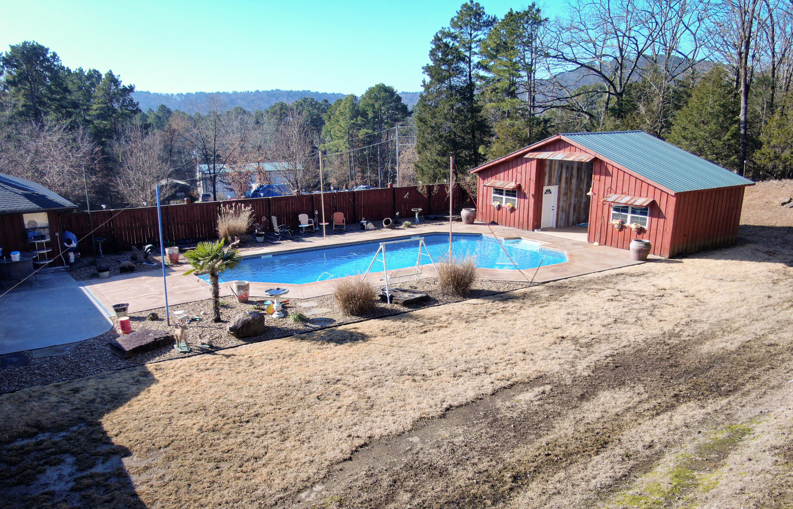 Large photo 37 of home for sale at 177 Wild Cat Lane, Russellville, AR