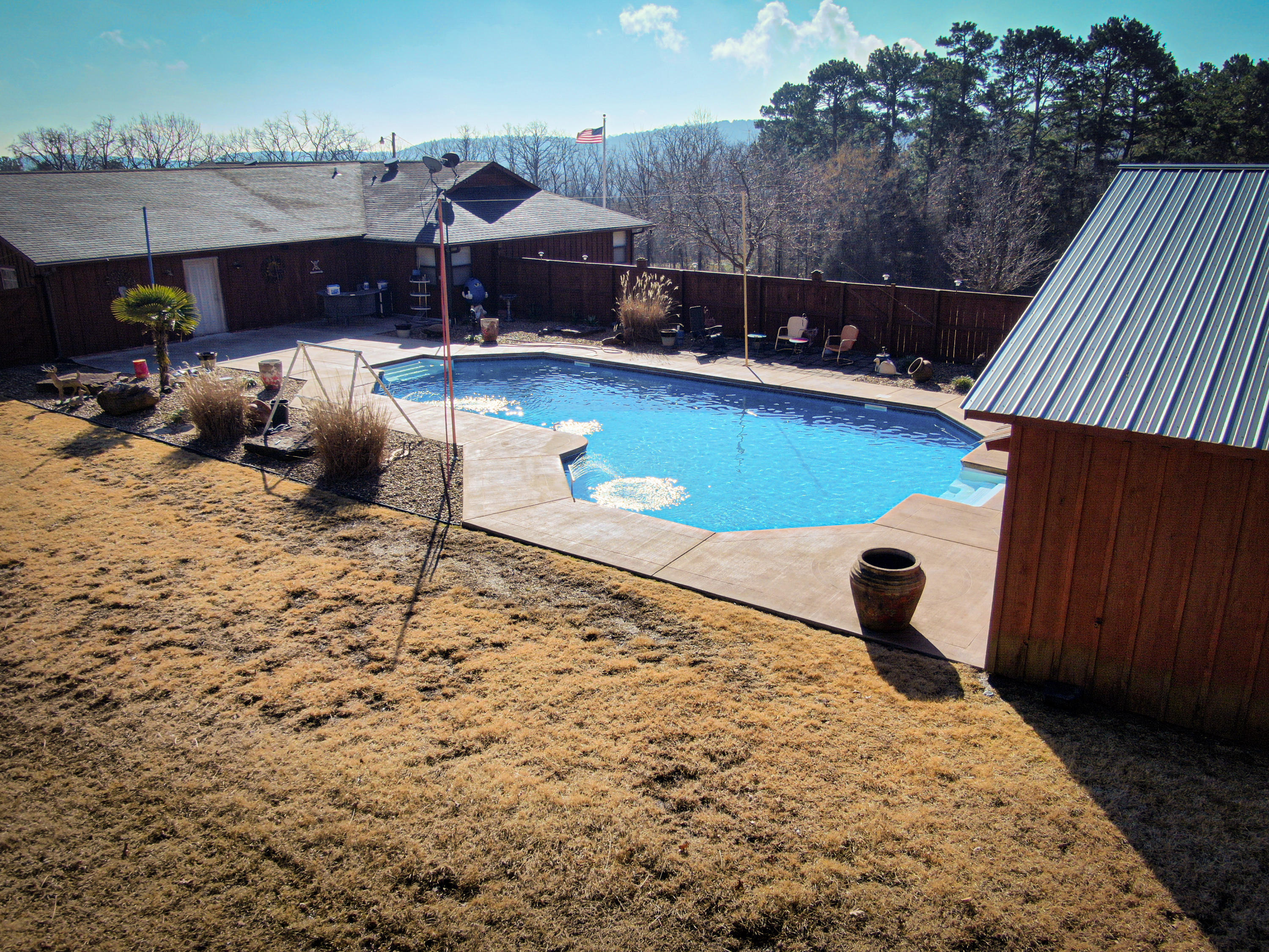 Large photo 39 of home for sale at 177 Wild Cat Lane, Russellville, AR