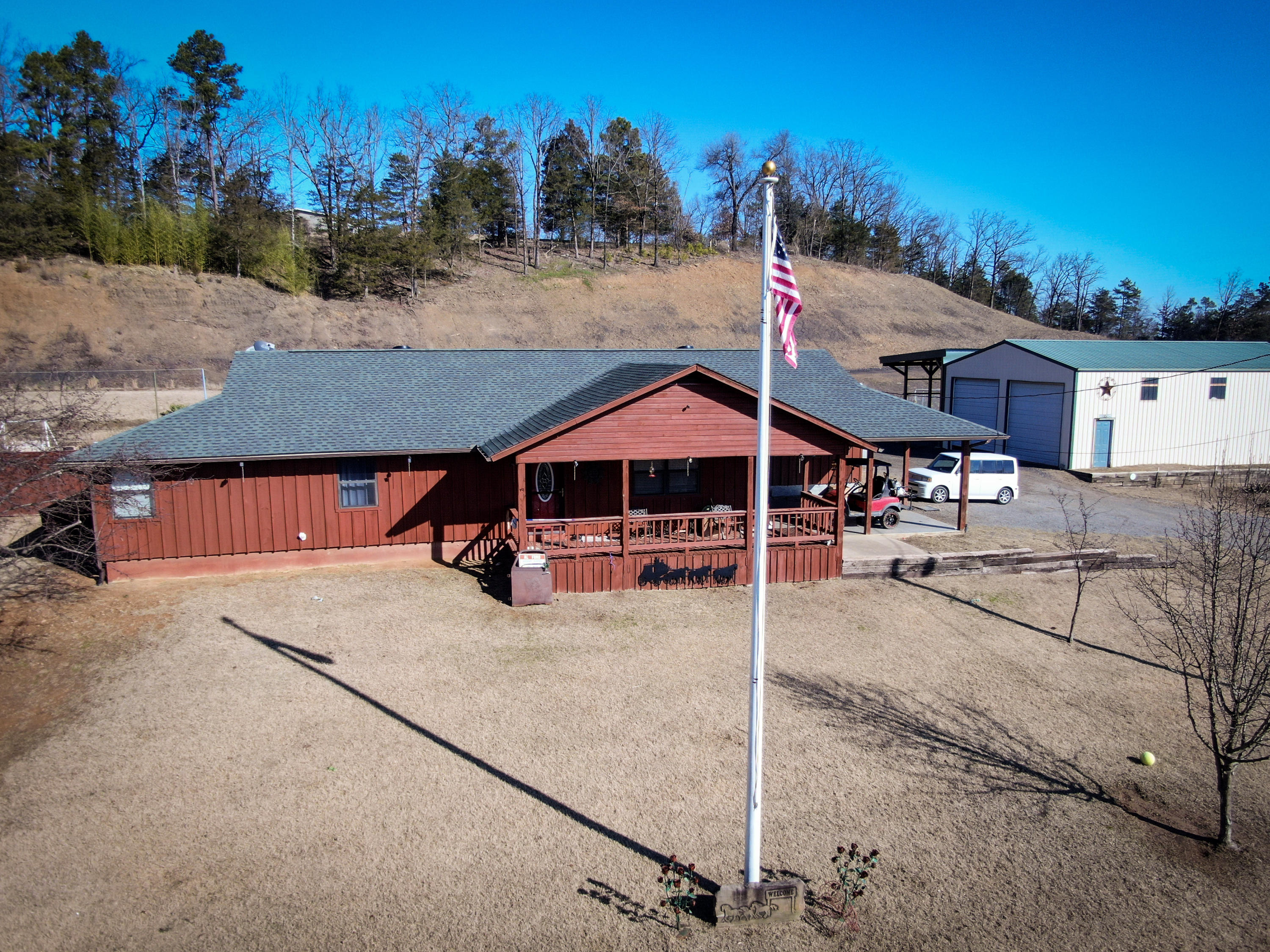 Large photo 2 of home for sale at 177 Wild Cat Lane, Russellville, AR