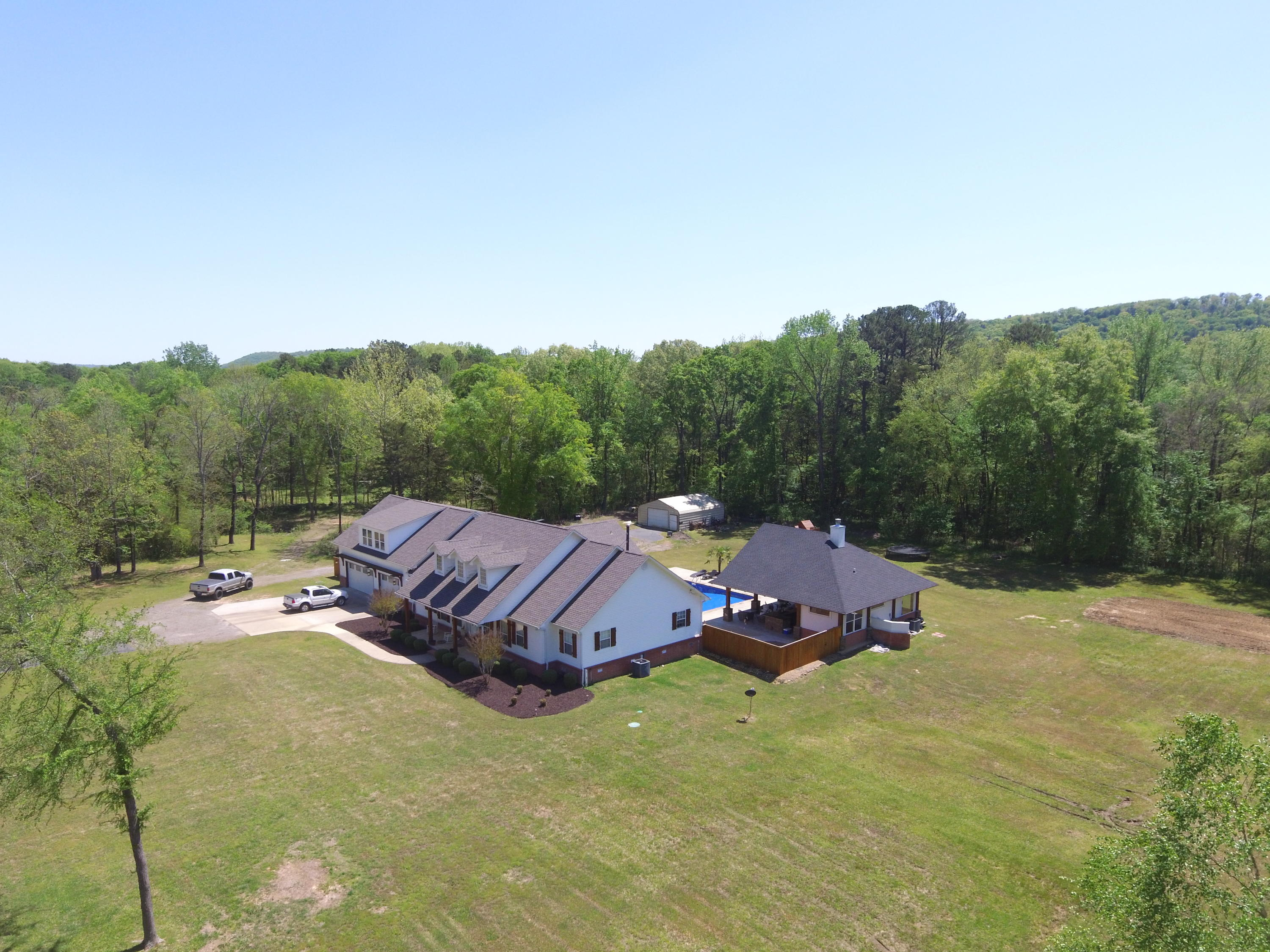 Large photo 43 of home for sale at 1051 Center Valley Road, Russellville, AR