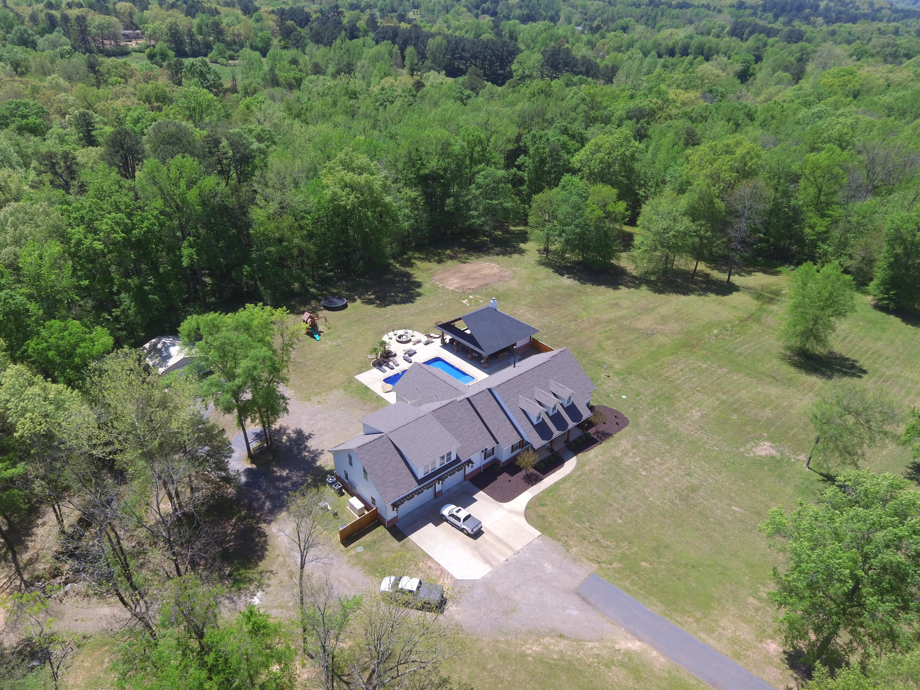 Large photo 63 of home for sale at 1051 Center Valley Road, Russellville, AR