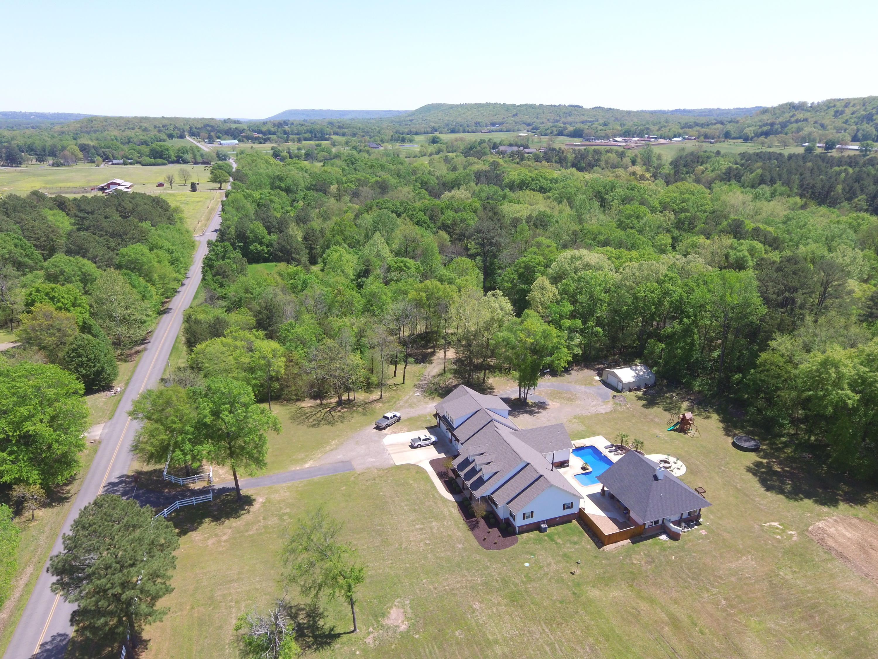Large photo 66 of home for sale at 1051 Center Valley Road, Russellville, AR