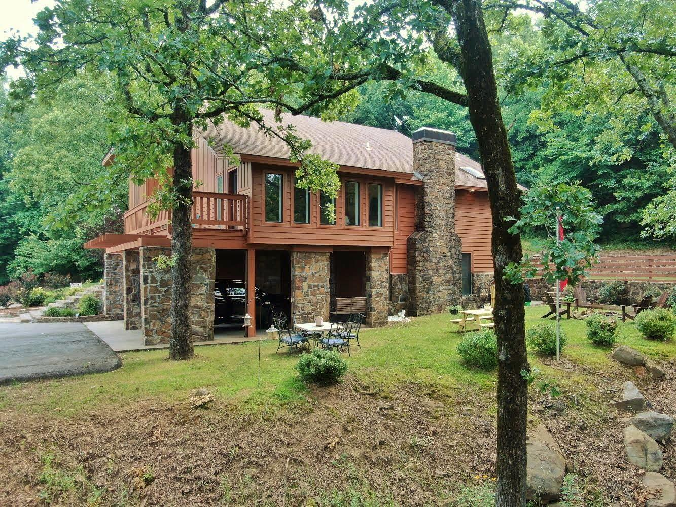 Large photo 34 of home for sale at 282 Royal Oaks Lane, Russellville, AR