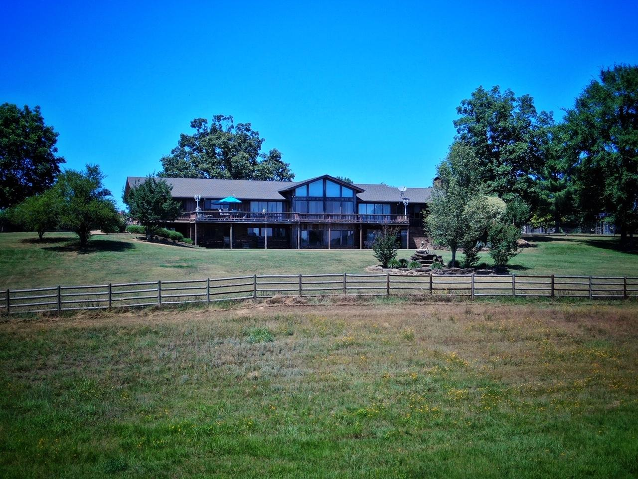 Large photo 2 of home for sale at 55 Rhoades Drive, Jerusalem, AR