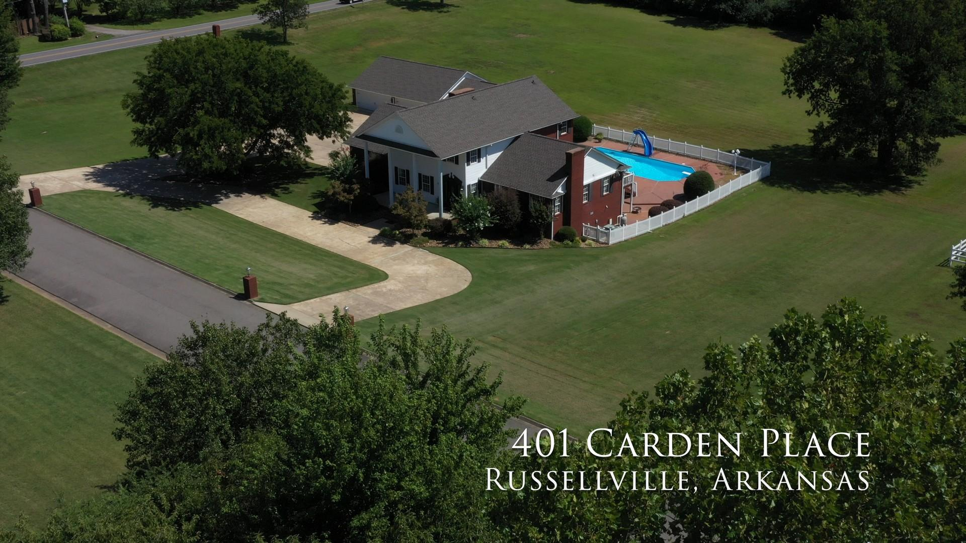 Large photo 2 of home for sale at 401 Carden Place, Russellville, AR