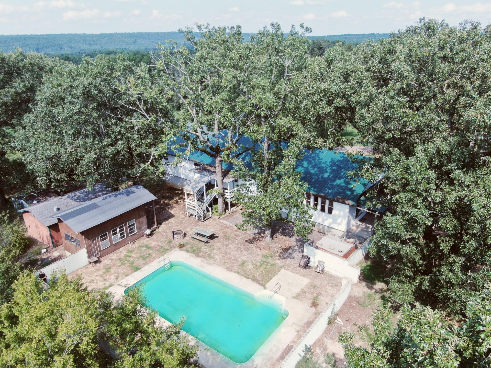 Large photo 5 of home for sale at 2014 Will Baker Road, London, AR