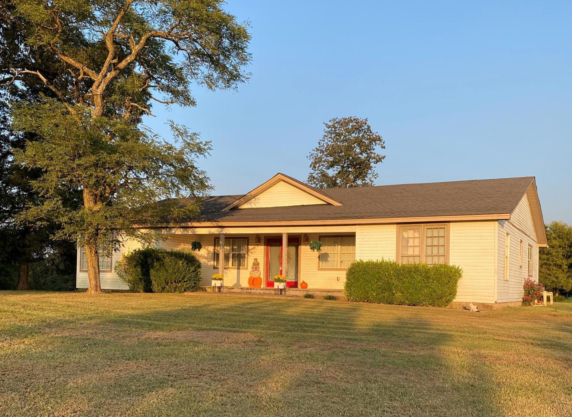 Large photo 1 of home for sale at 2112 River Road, Pottsville, AR