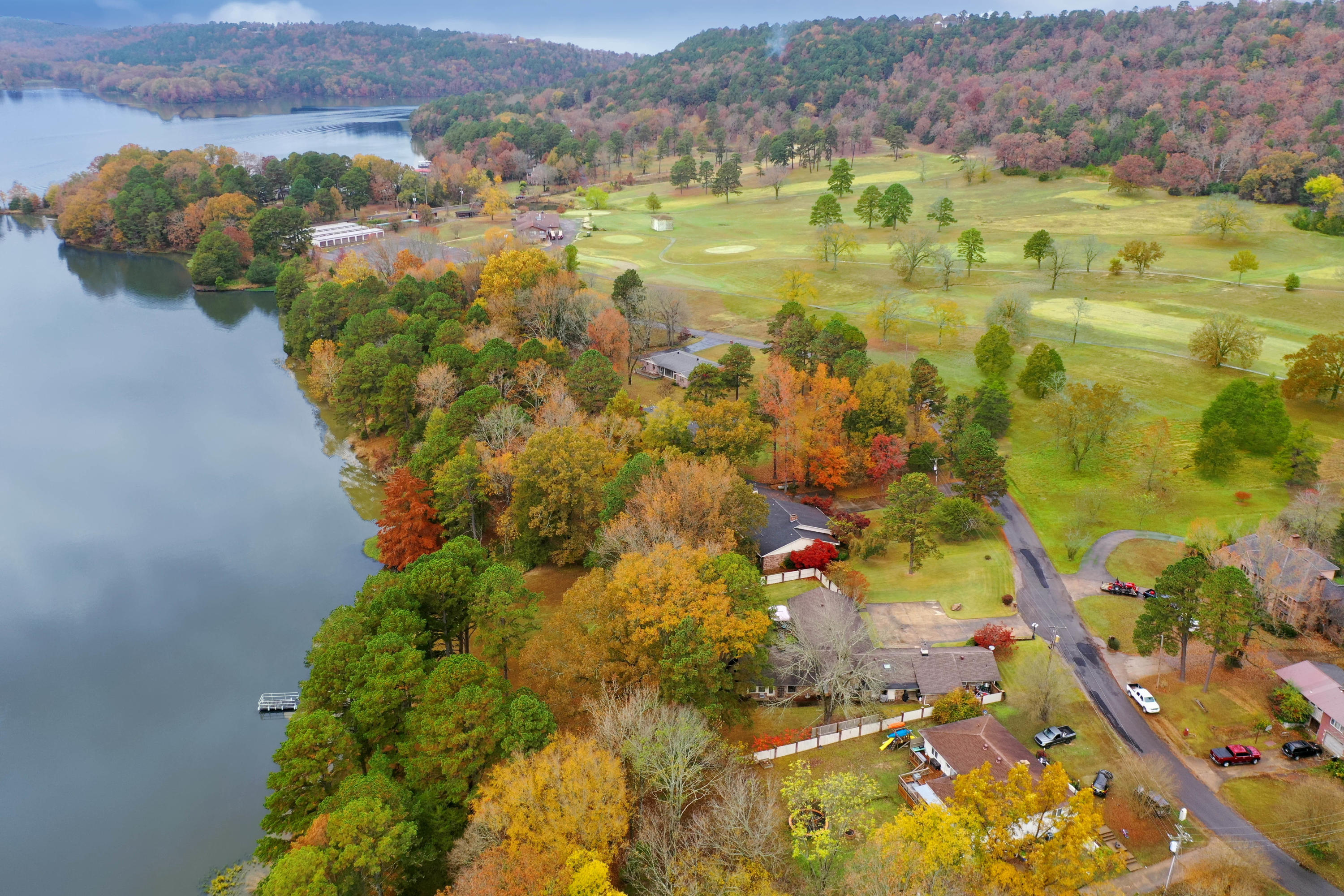 Large photo 8 of home for sale at 10821 Bay Ridge Drive, Dardanelle, AR