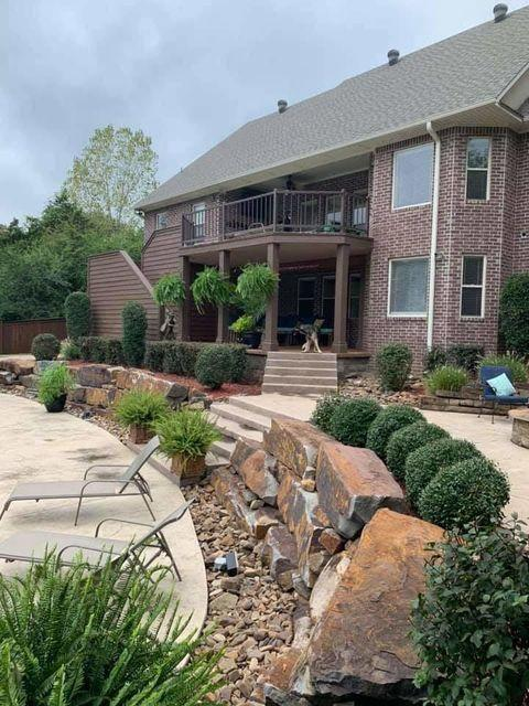Large photo 2 of home for sale at 105 Skyridge Road, Russellville, AR