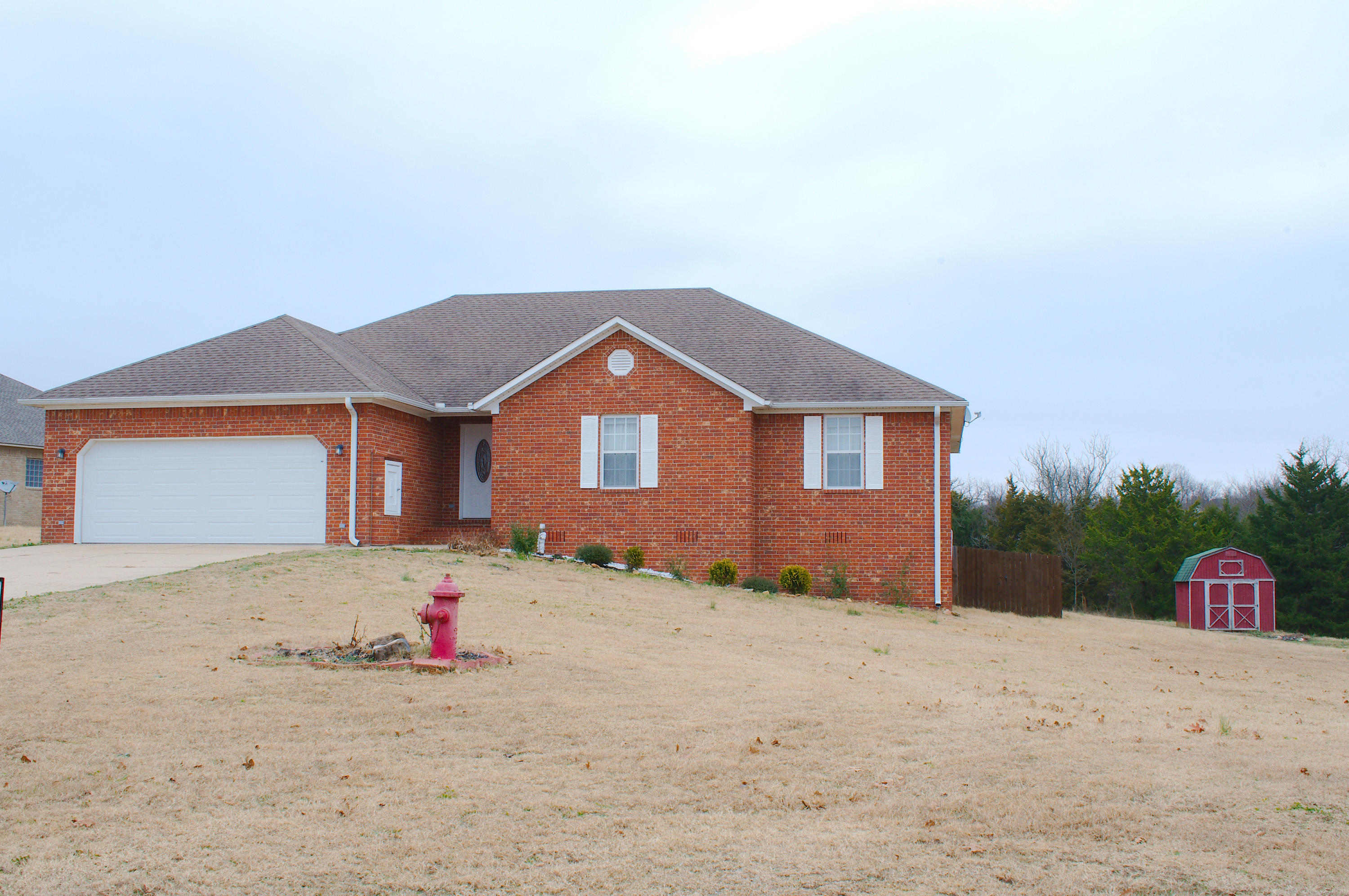 Large photo 2 of home for sale at 141 Mountain Point Road, Russellville, AR