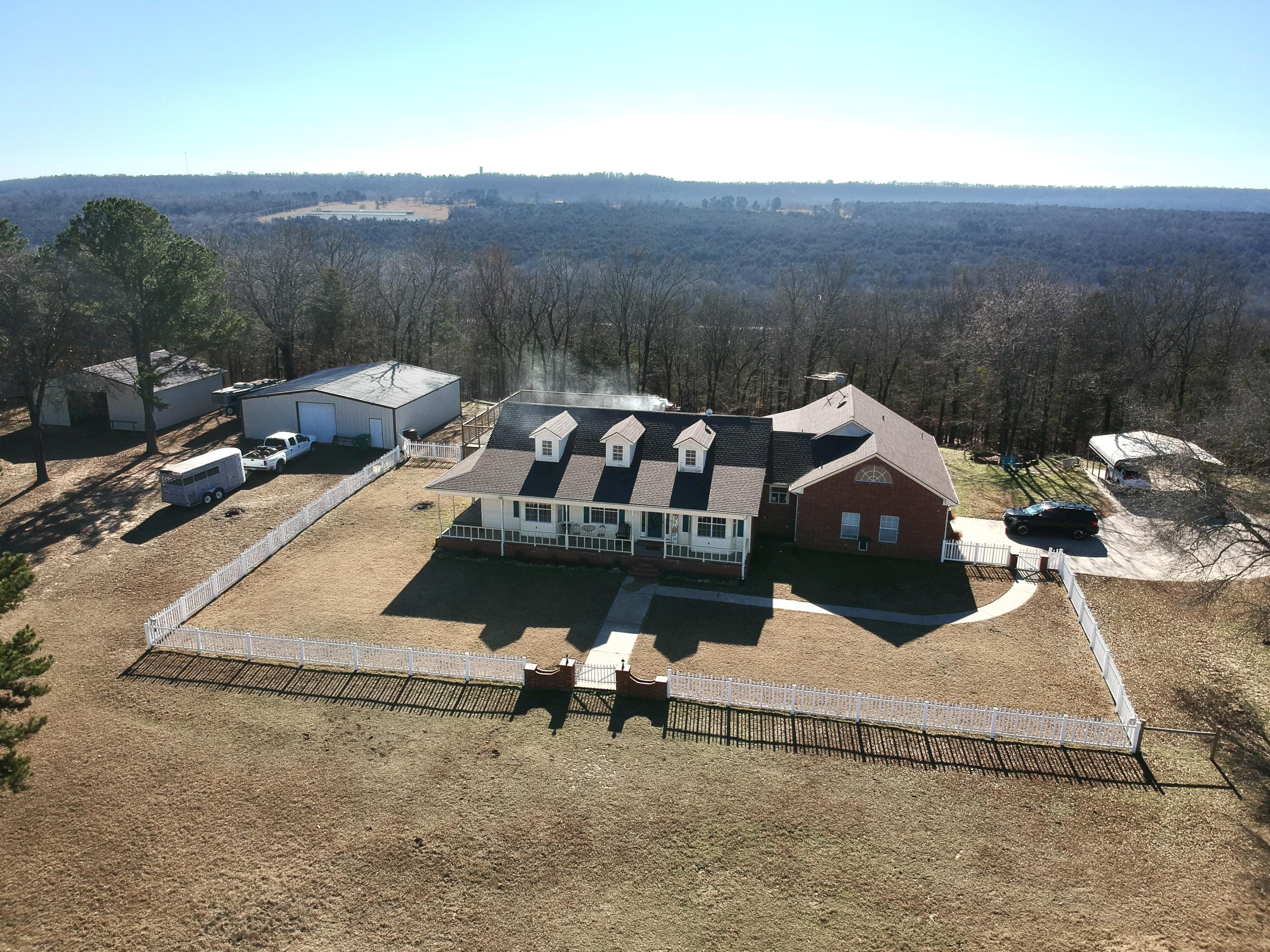 Large photo 100 of home for sale at 927 Philpot Road, Ozark, AR